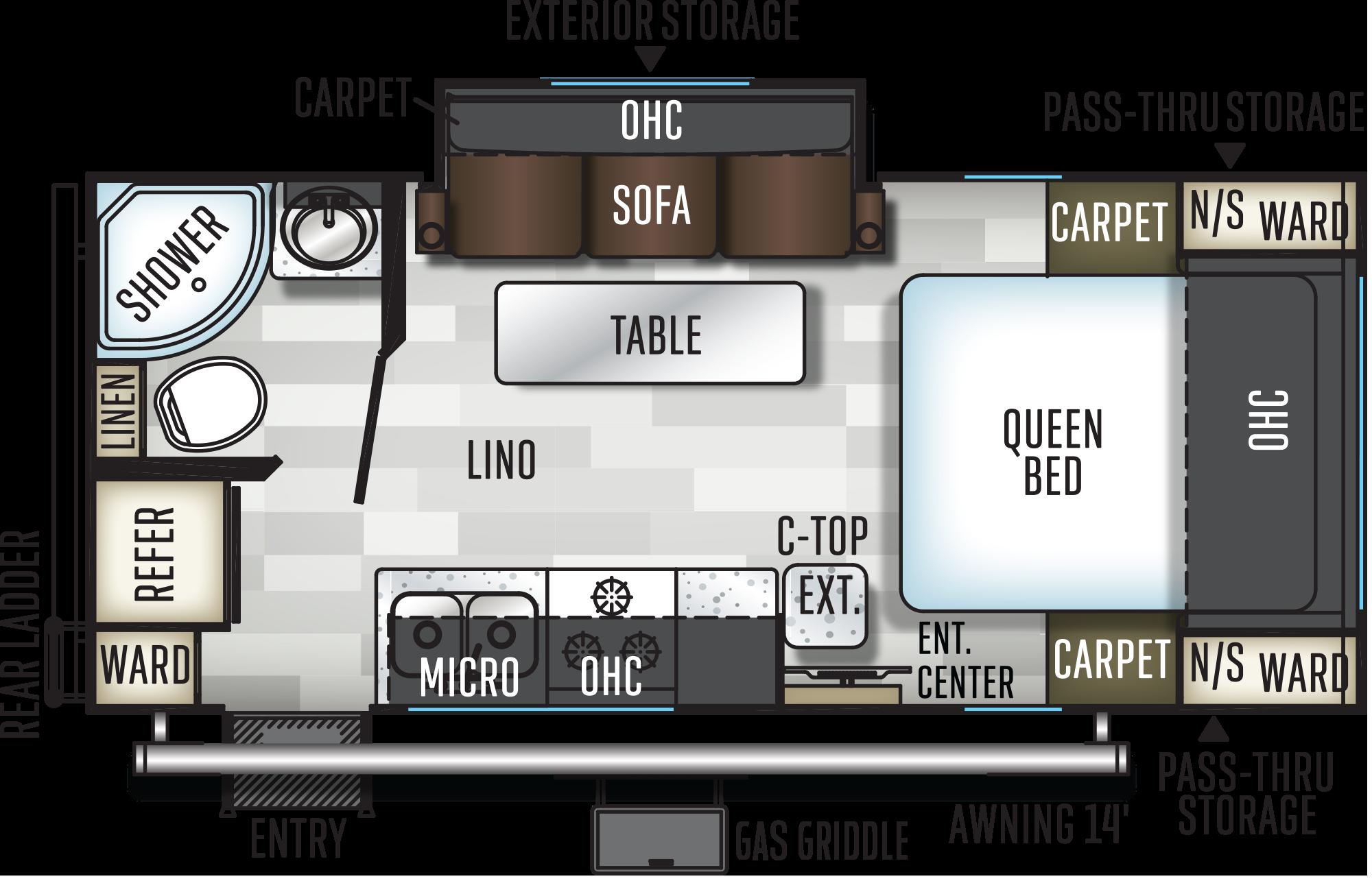21fbrs Floor Plan