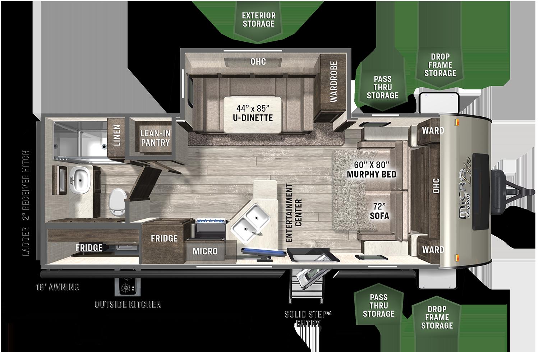 25bds Floorplan
