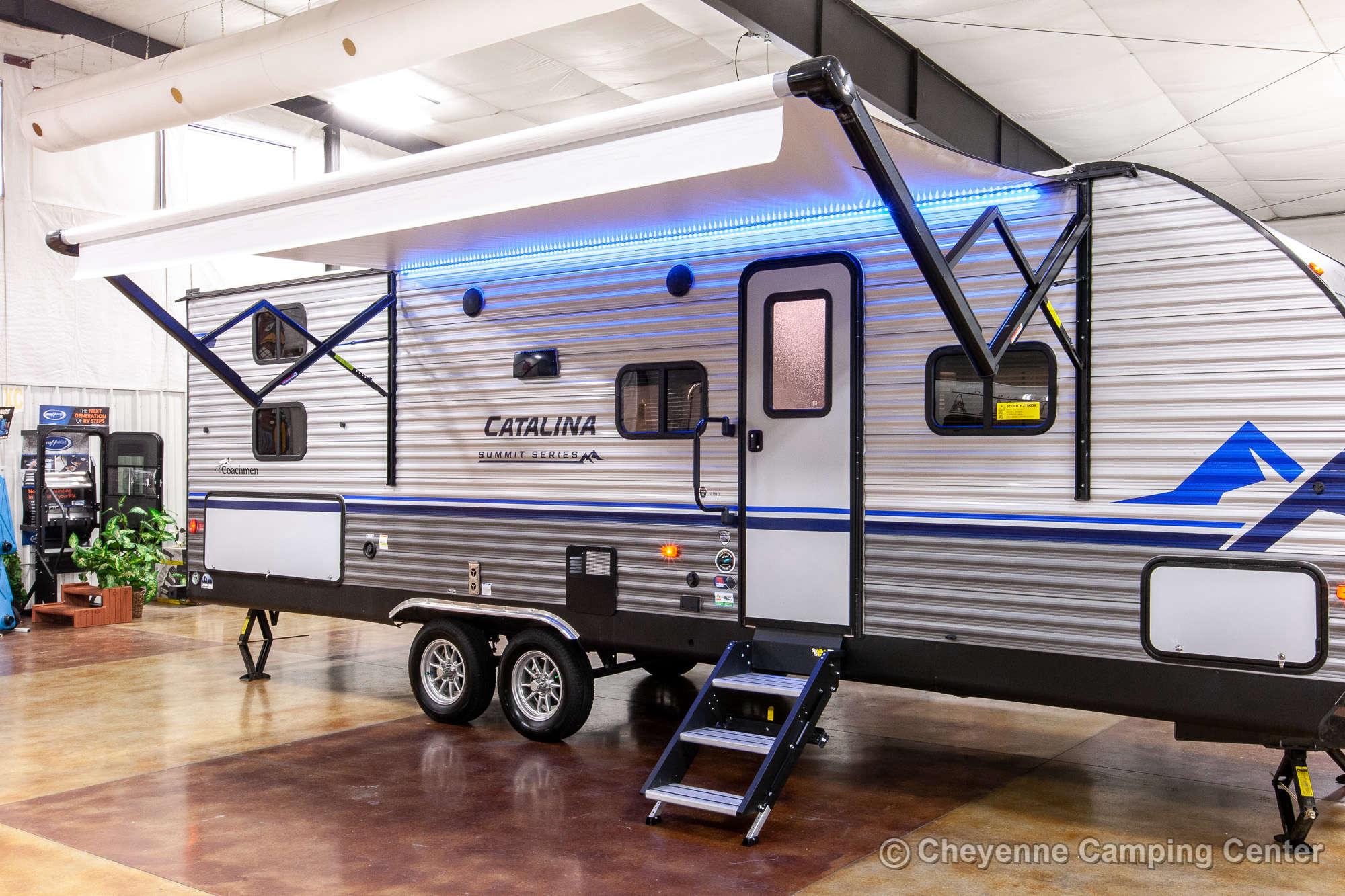 2022 Coachmen Catalina Summit Series 261BHS Bunkhouse Travel Trailer Exterior Image