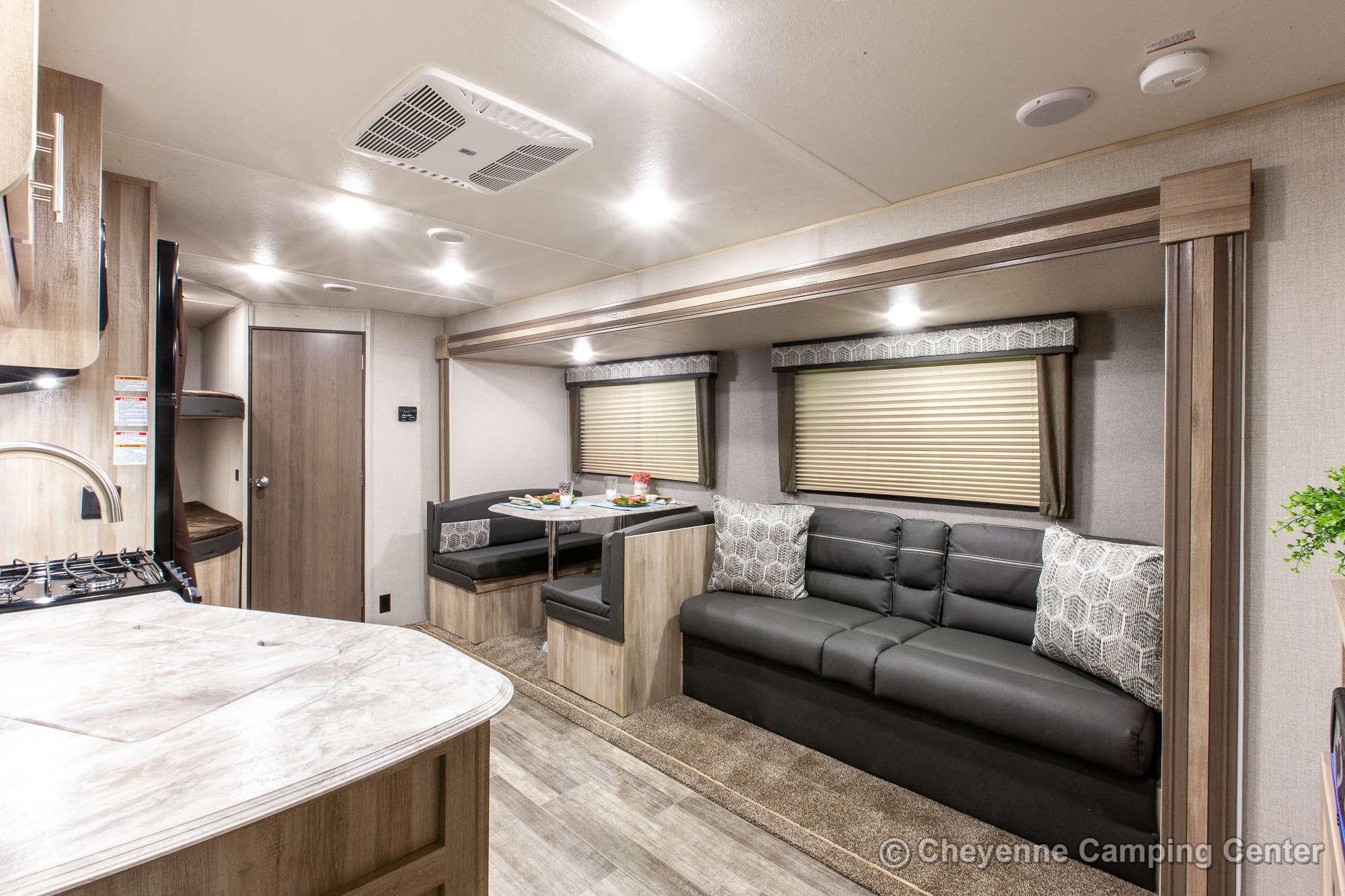 2022 Coachmen Catalina Summit Series 261BHS Bunkhouse Travel Trailer Interior Image