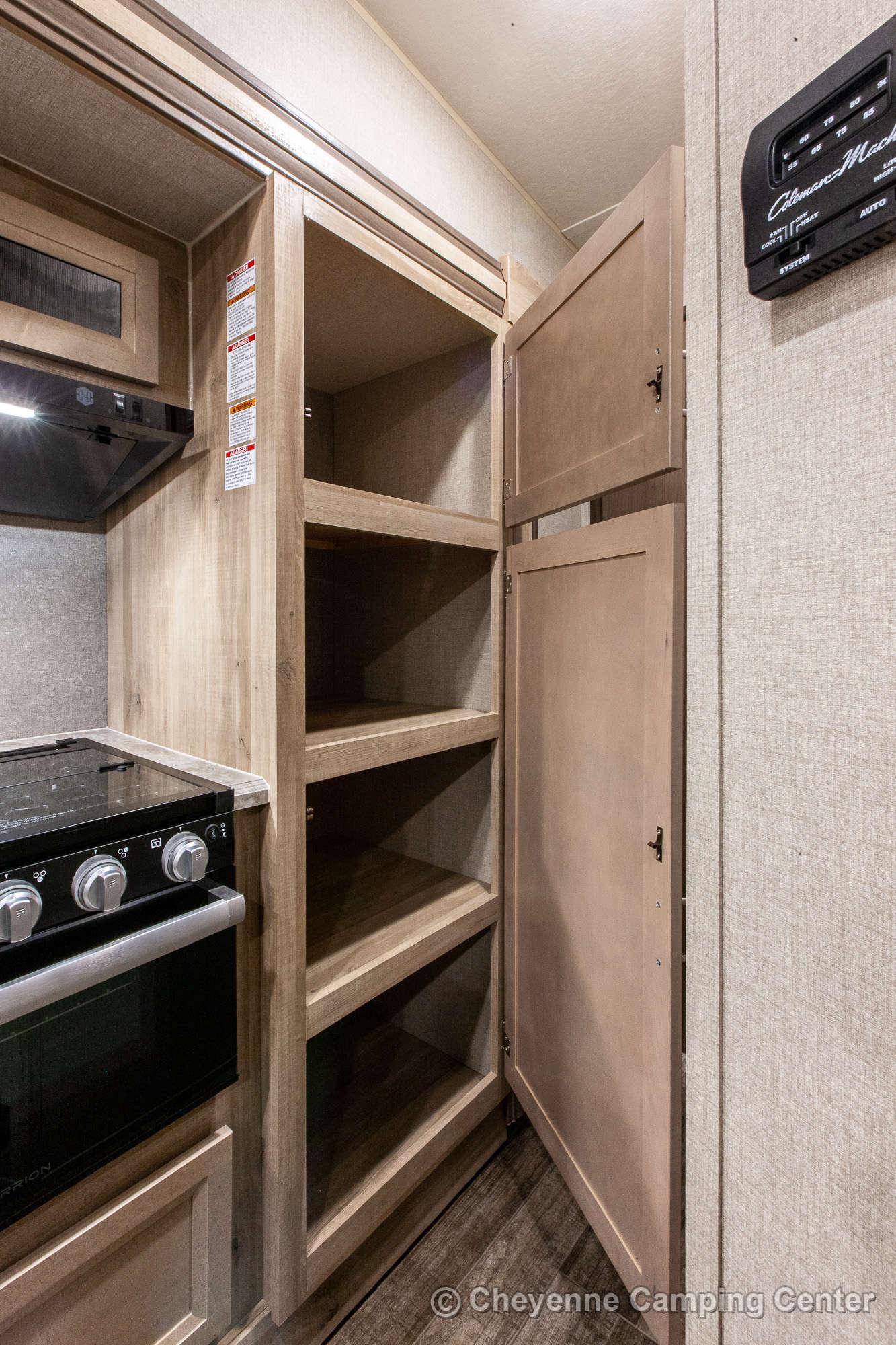 2021 Coachmen Catalina Trail Blazer 30THS Bunkhouse Toy Hauler Travel Trailer Interior Image
