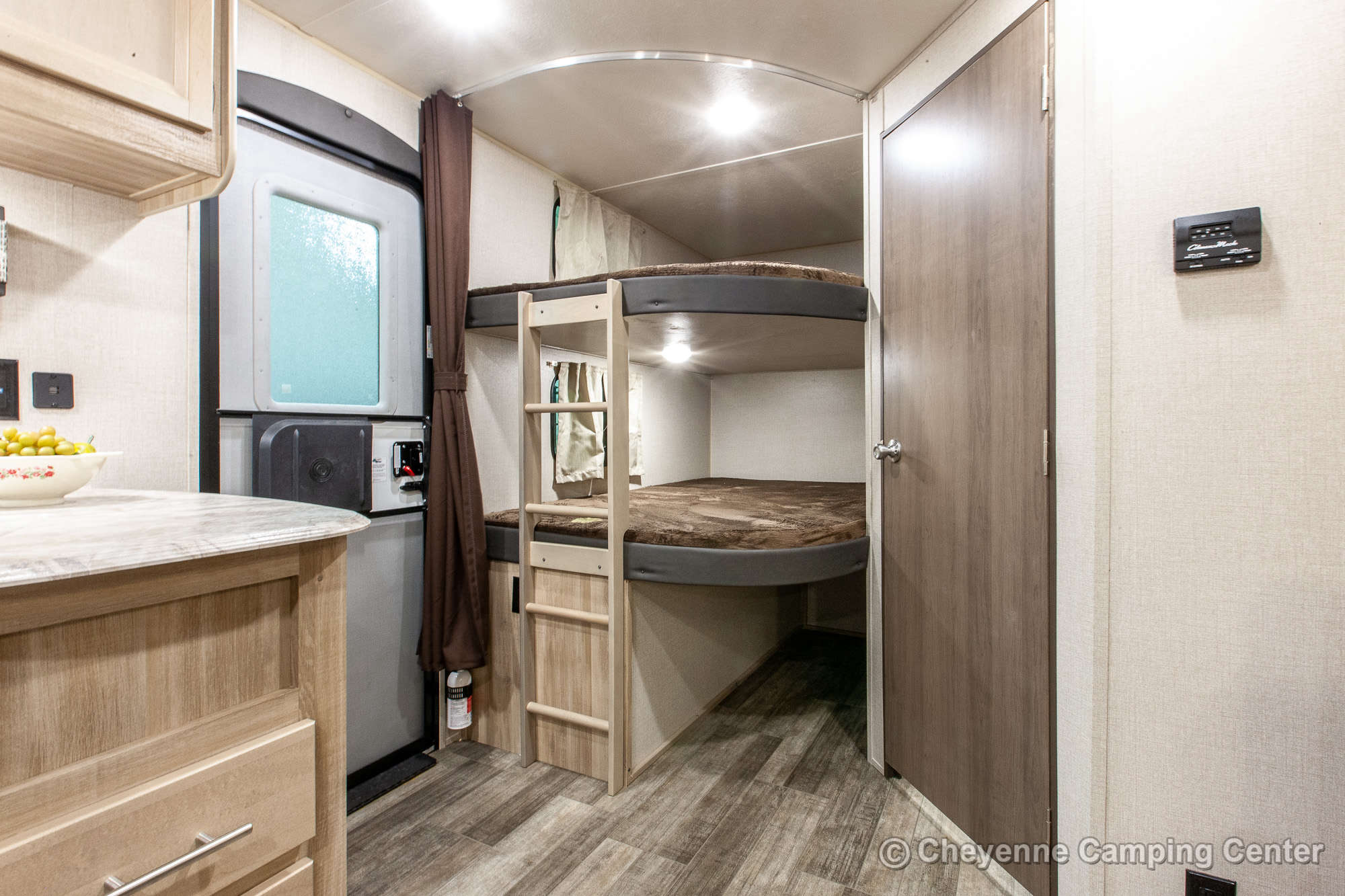 2021 Coachmen Catalina Legacy Edition 263BHSCK Bunkhouse Travel Trailer Interior Image
