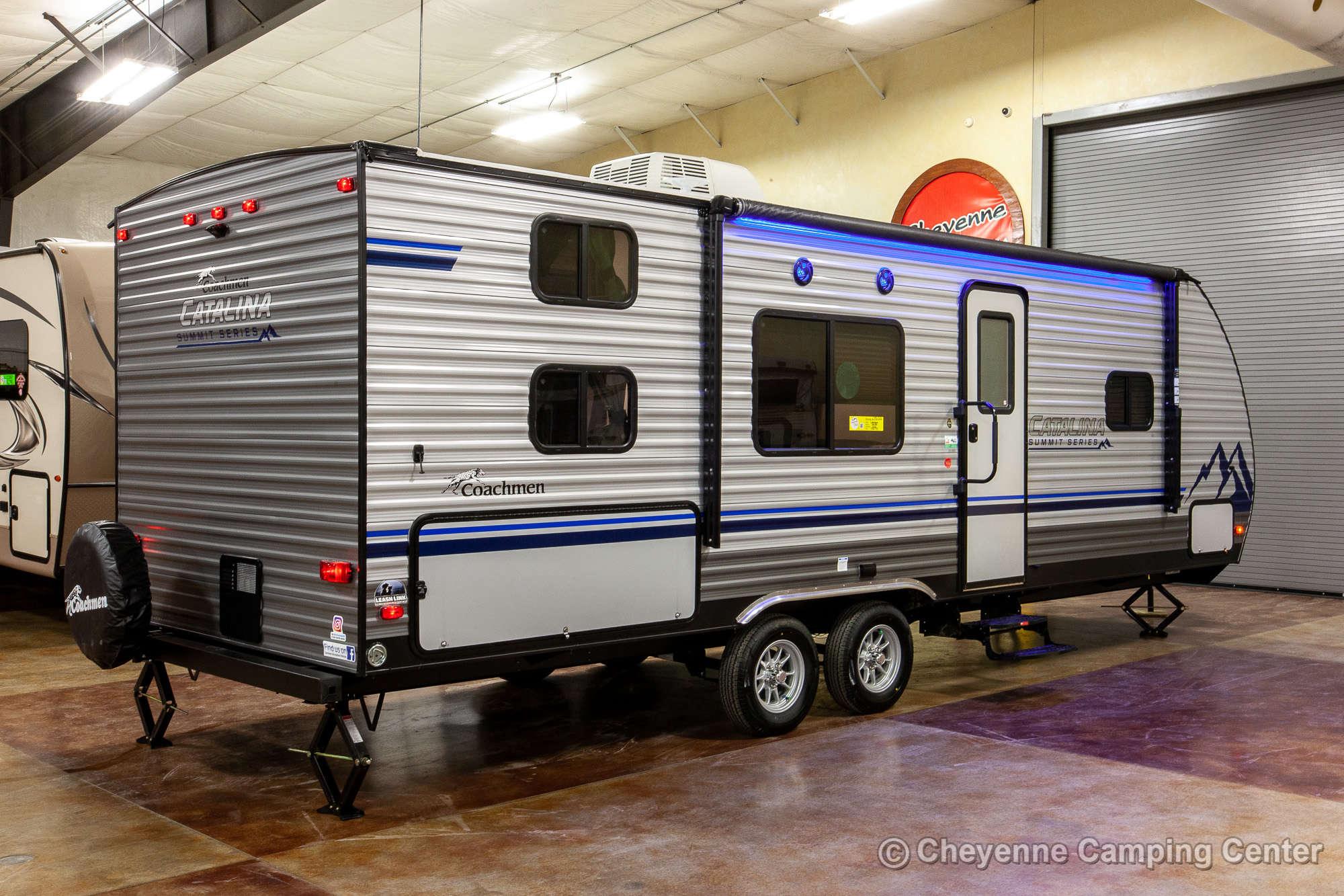 2020 Coachmen Catalina Summit Series 261BH Bunkhouse Travel Trailer Exterior Image