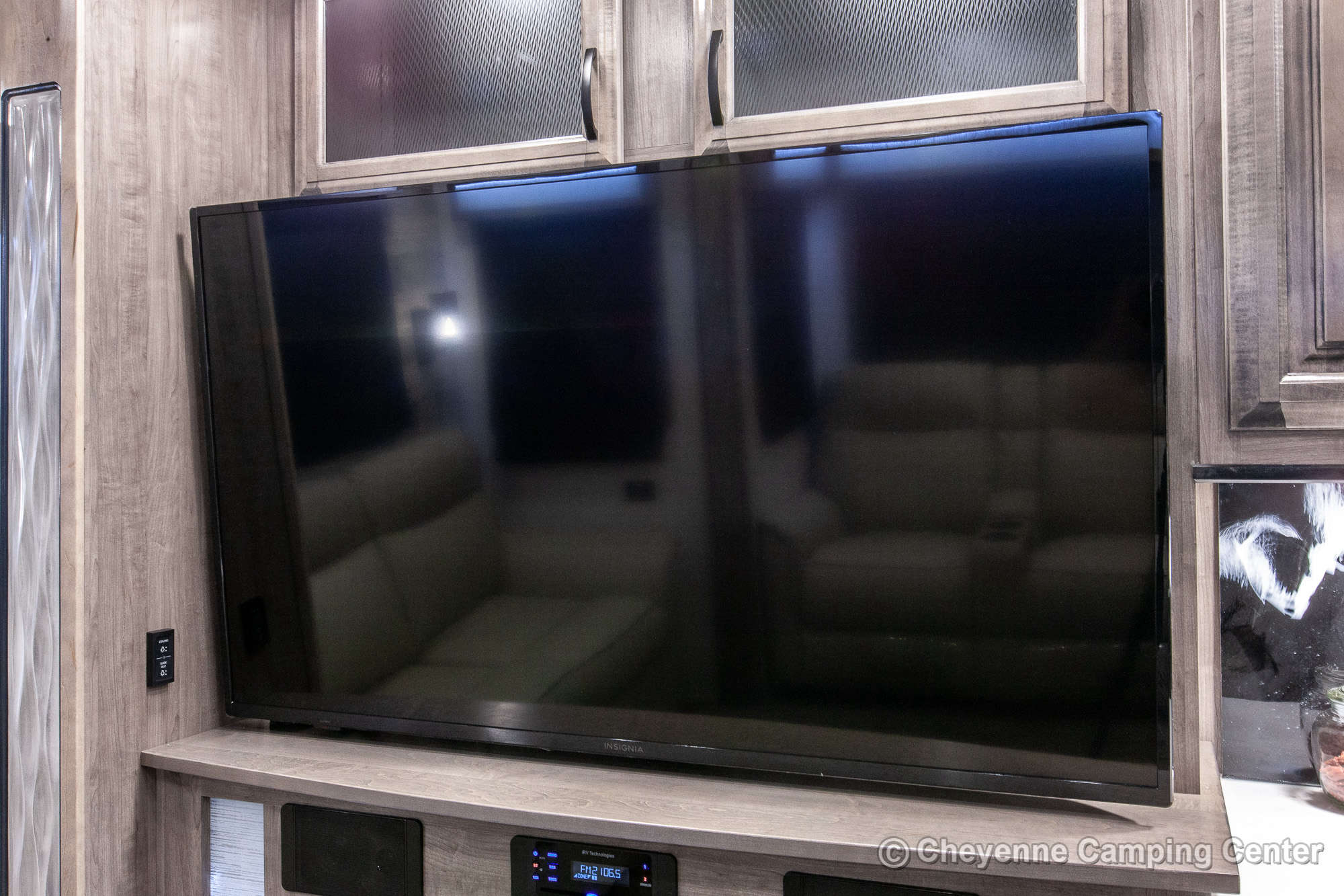 2021 Forest River Cedar Creek Champagne Edition 38EL Fifth Wheel Interior Image