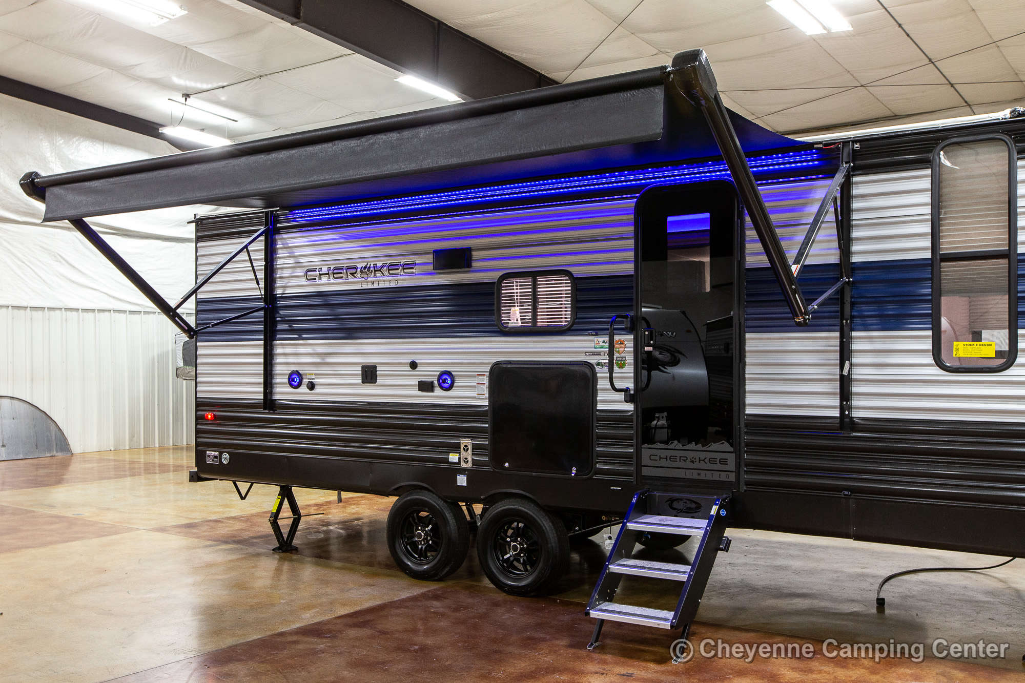 2022 Forest River Cherokee 234DC Travel Trailer Exterior Image
