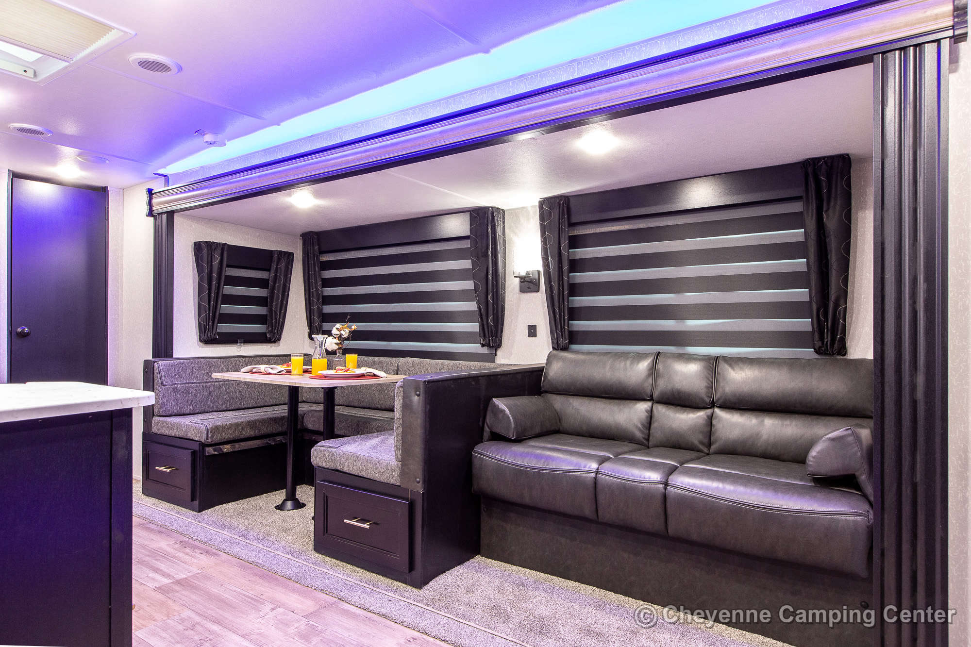 2022 Forest River Cherokee 234DC Travel Trailer Interior Image
