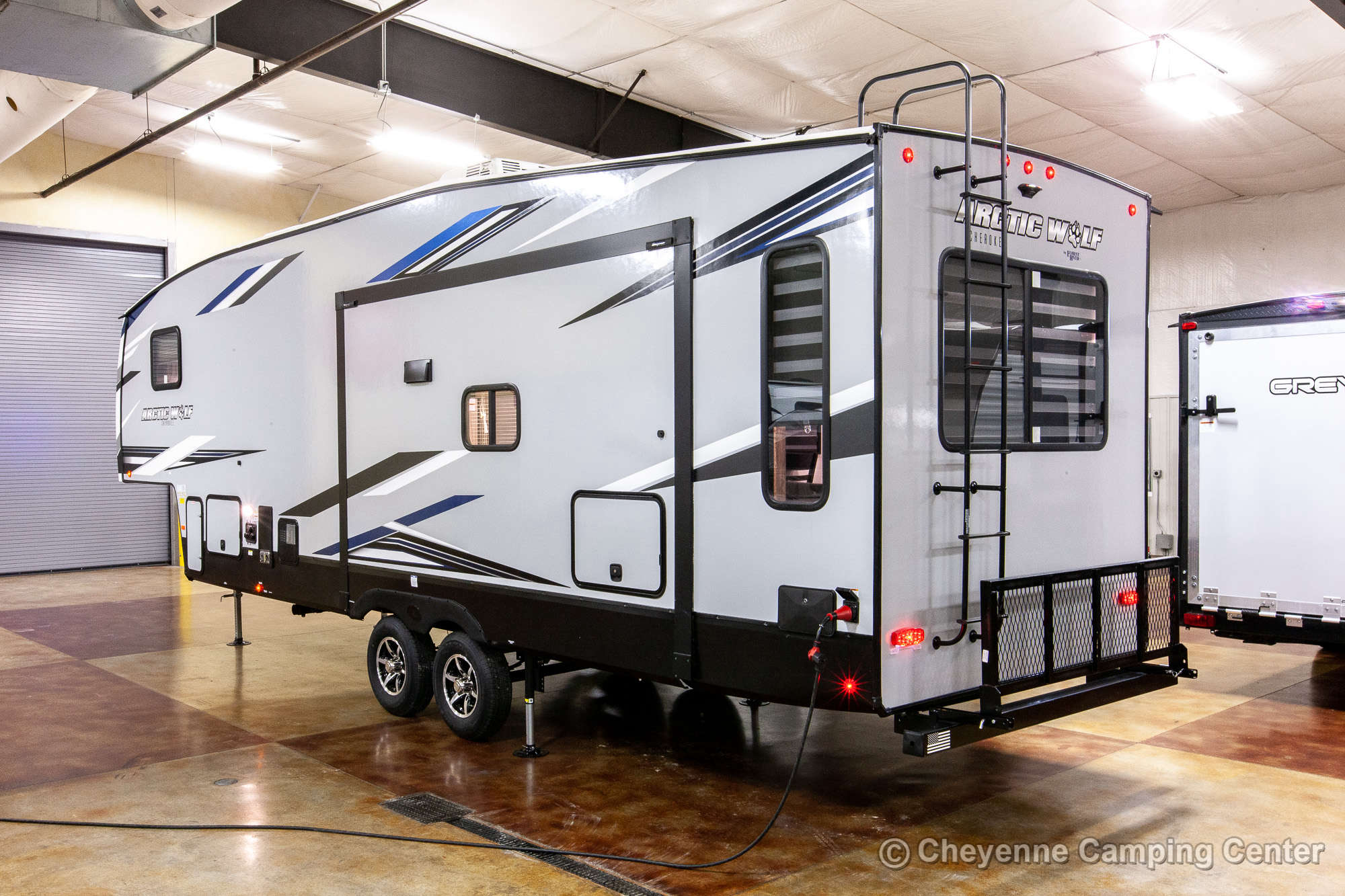 2021 Forest River Cherokee Arctic Wolf 291RL Fifth Wheel Exterior Image