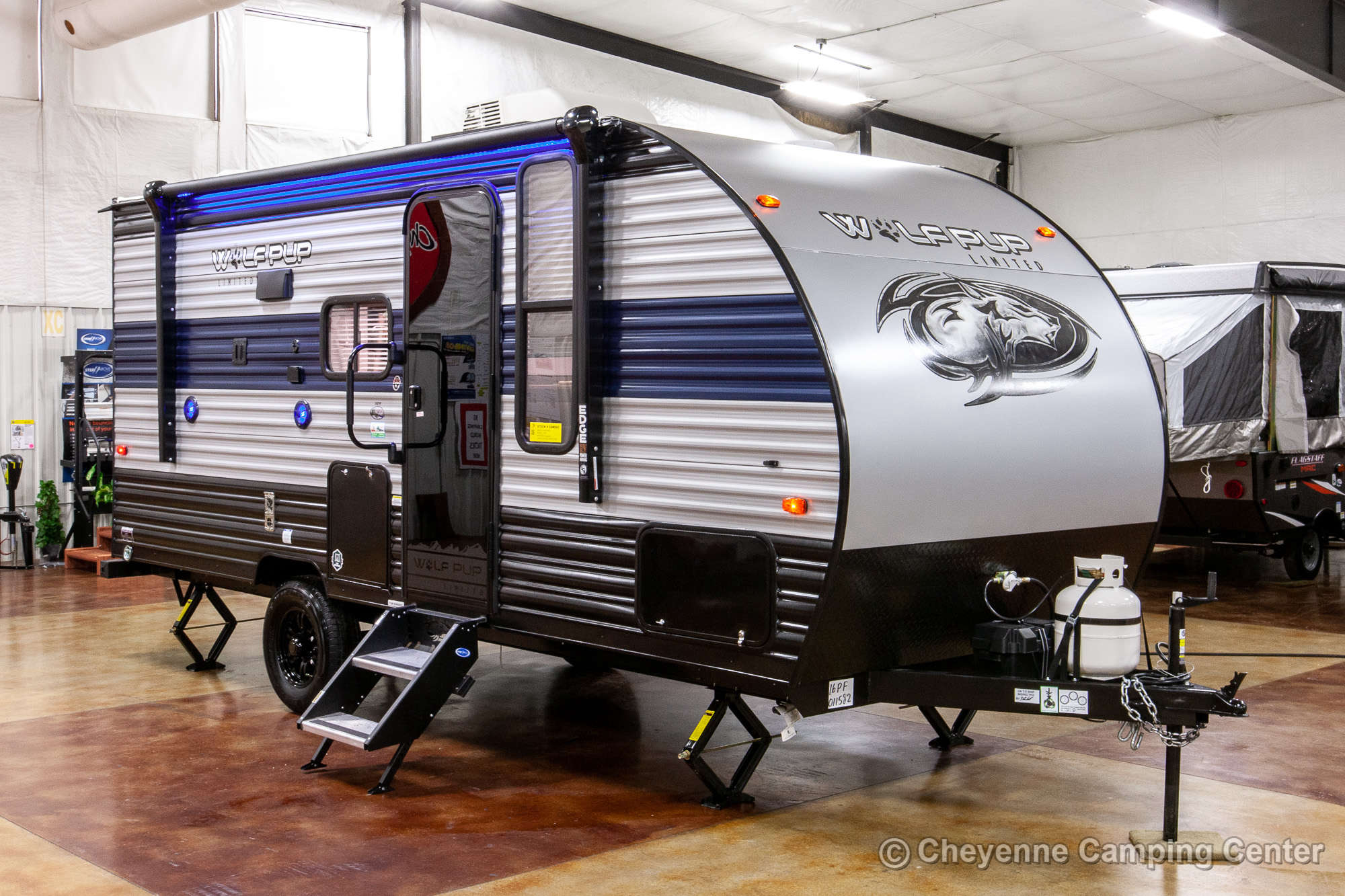 2022 Forest River Cherokee Wolf Pup 16PF Travel Trailer