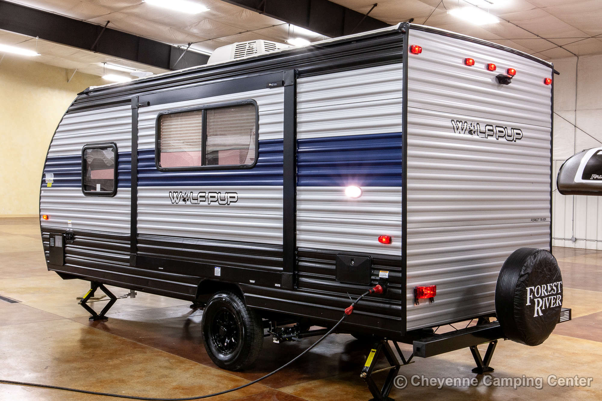 2021 Forest River Cherokee Wolf Pup 16PF Travel Trailer Exterior Image