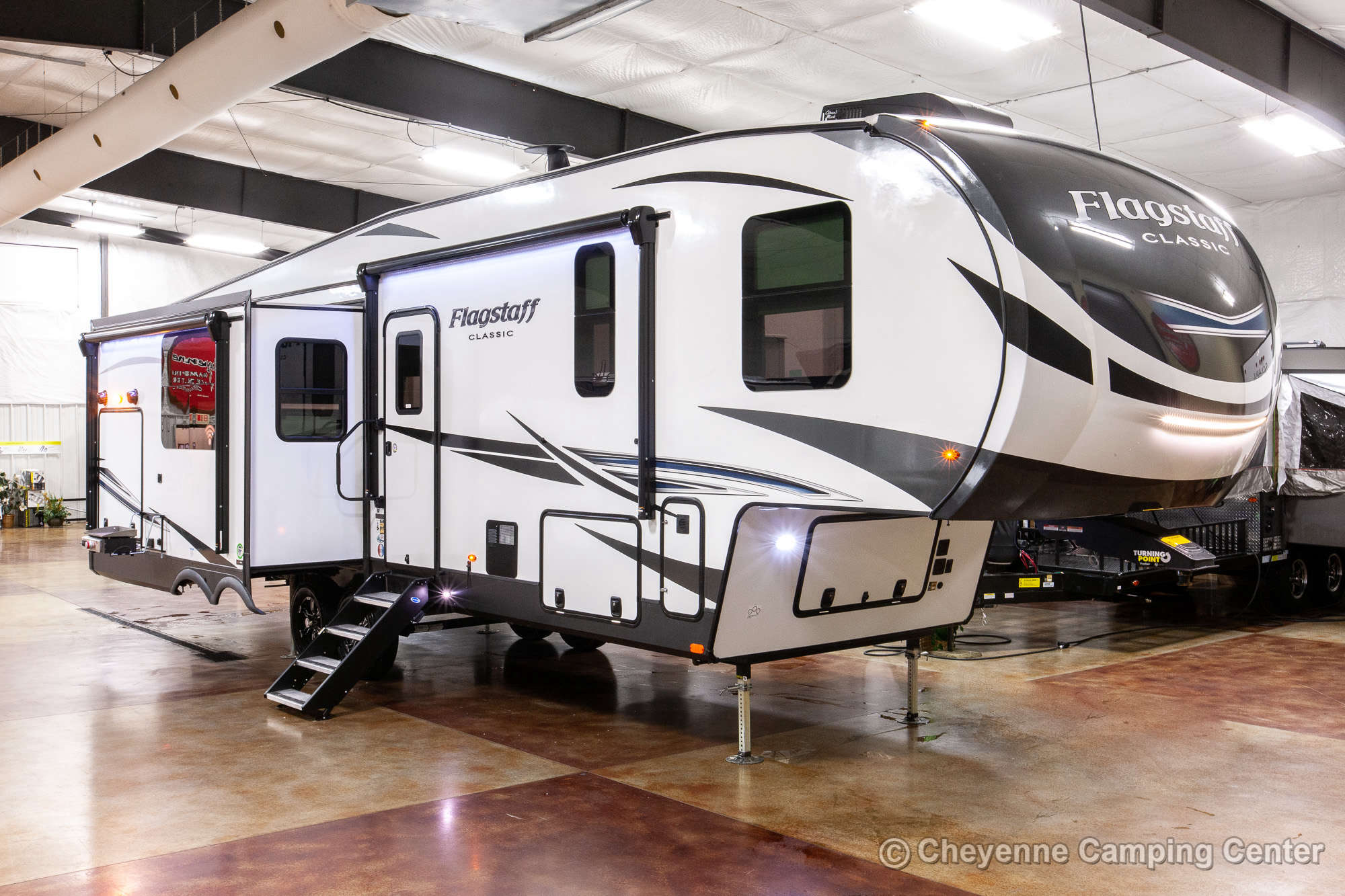 2021 Forest River Classic by Flagstaff 8529CSB Fifth Wheel