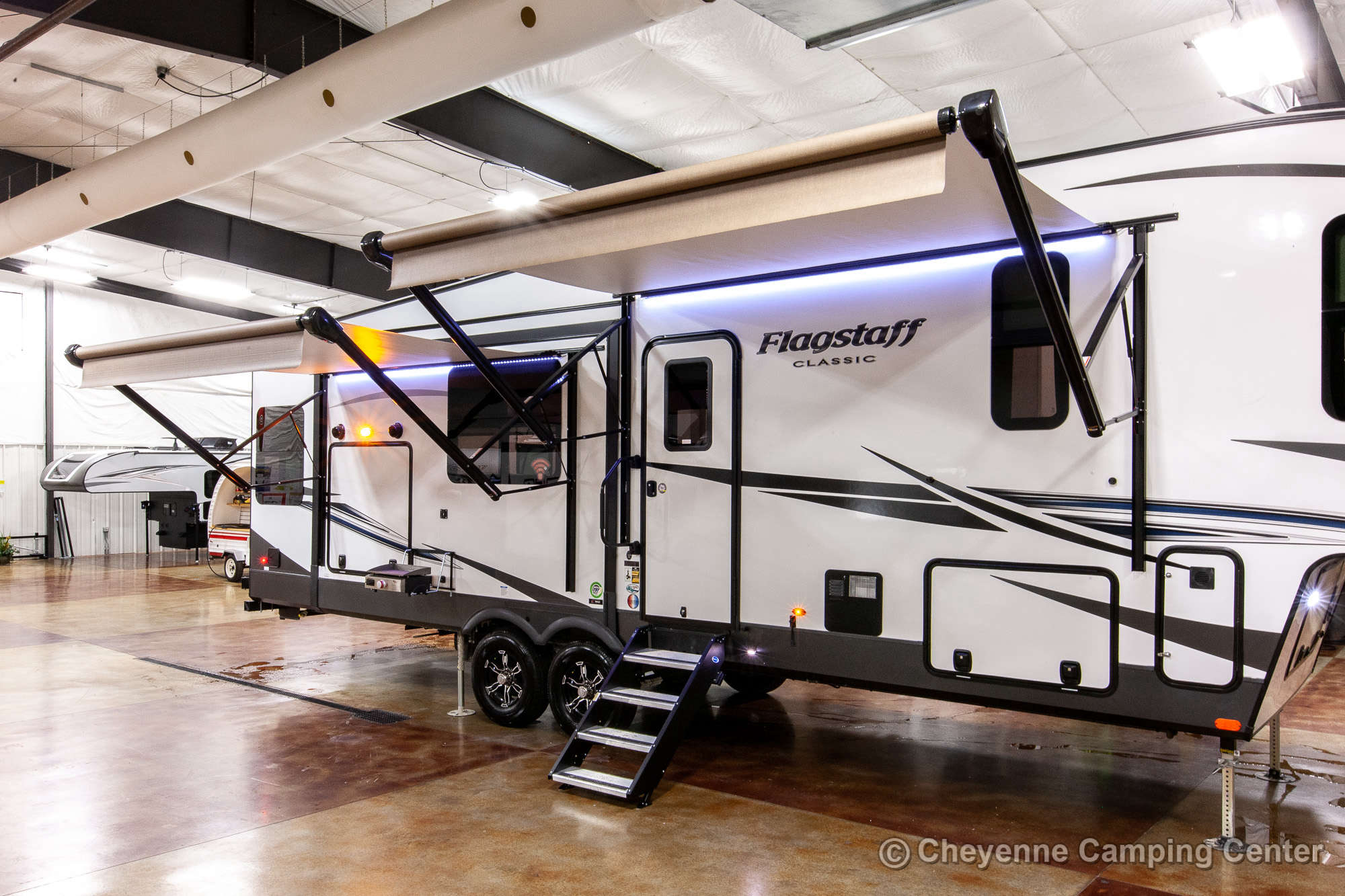 2021 Forest River Classic by Flagstaff 8529CSB Fifth Wheel Exterior Image