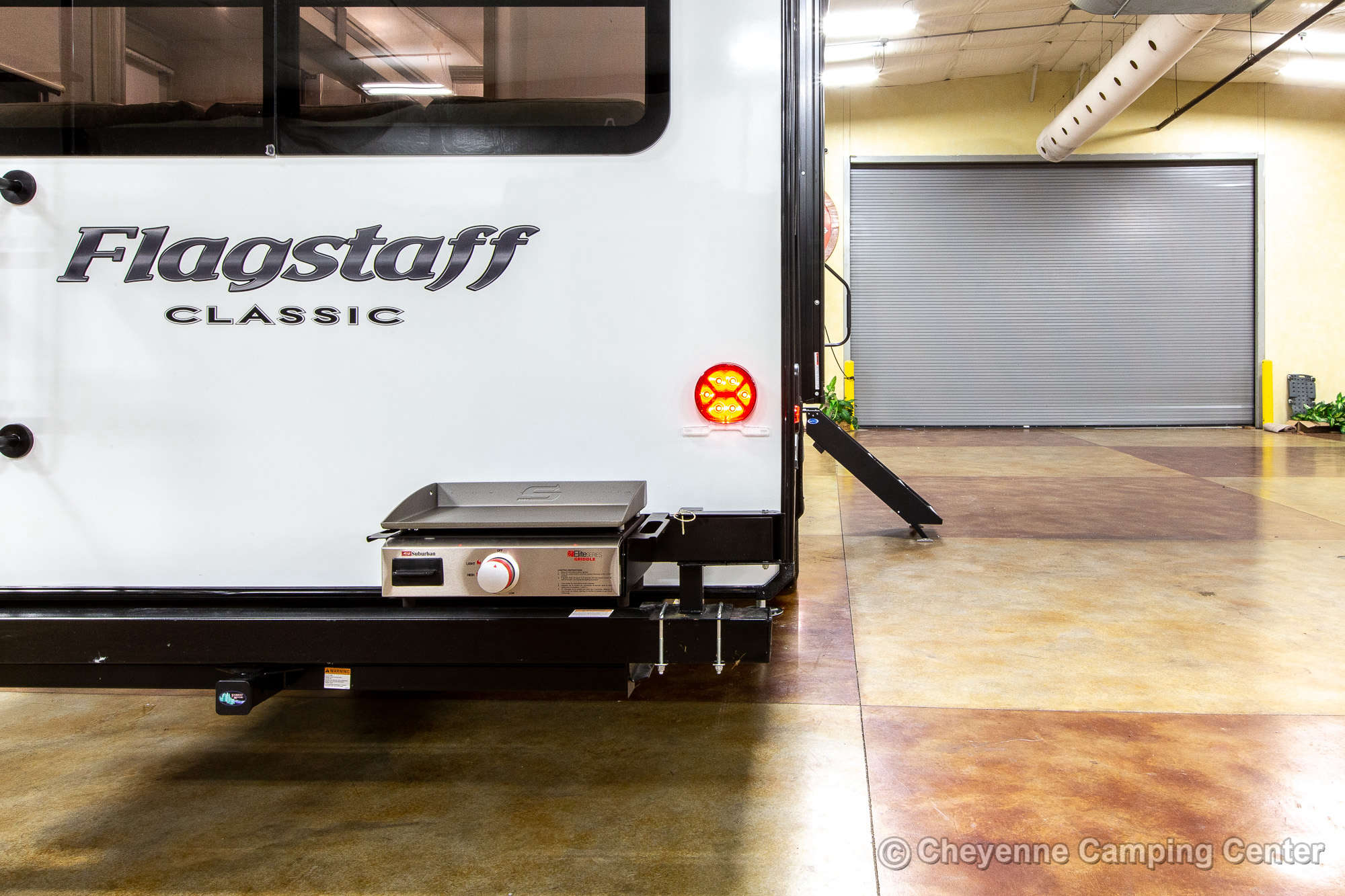 2022 Forest River Classic by Flagstaff 8529CSB Fifth Wheel Exterior Image