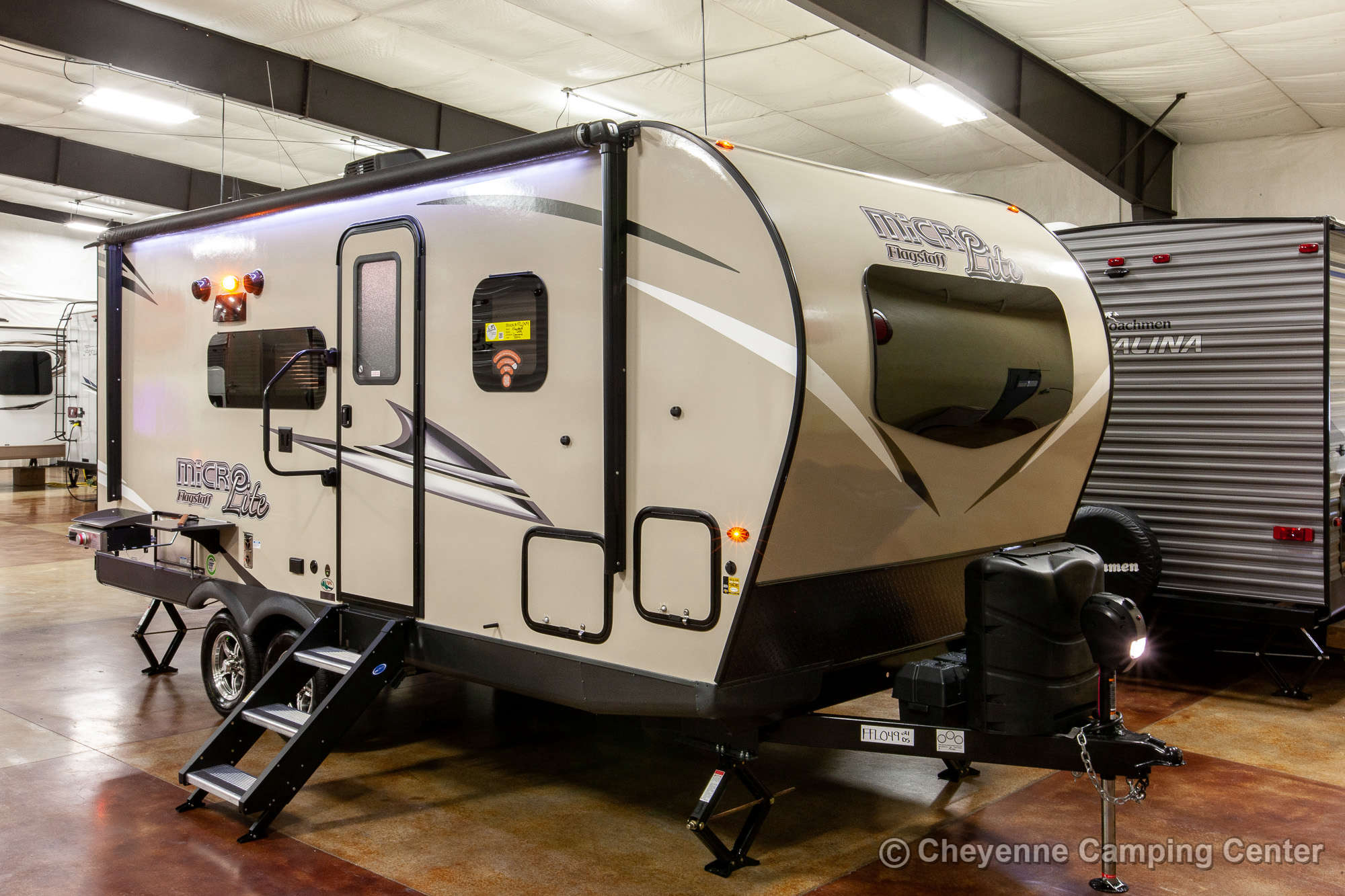 2020 Forest River Flagstaff Micro Lite 21DS Travel Trailer