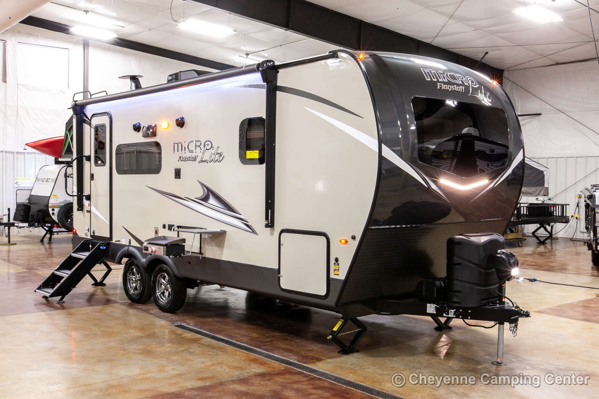 2021 Forest River Flagstaff Micro Lite 22FBS Travel Trailer