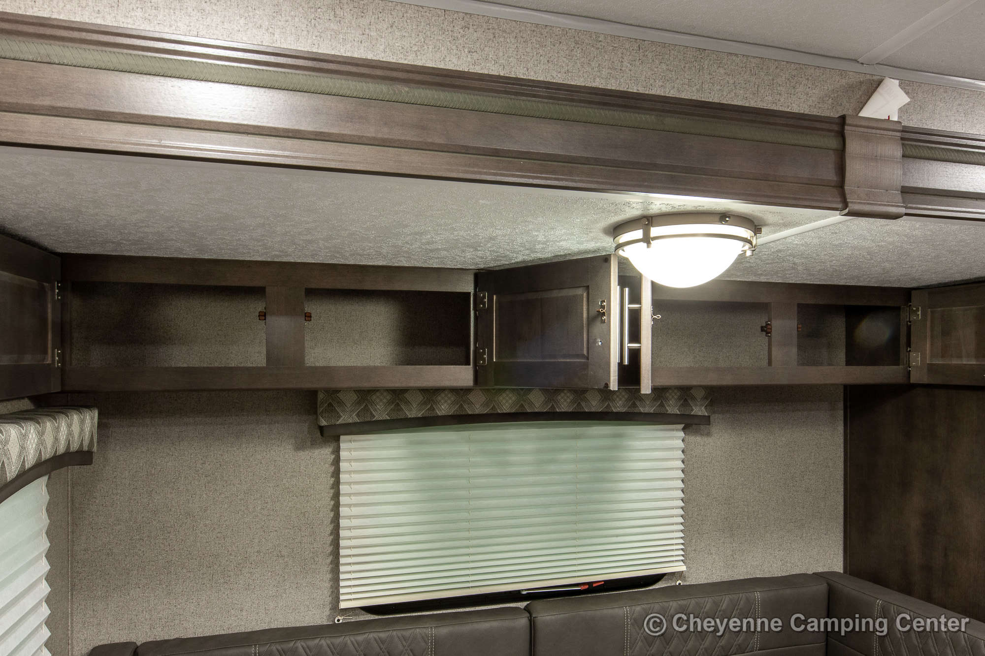 2020 Forest River Flagstaff Micro Lite 25BDS Travel Trailer Interior Image