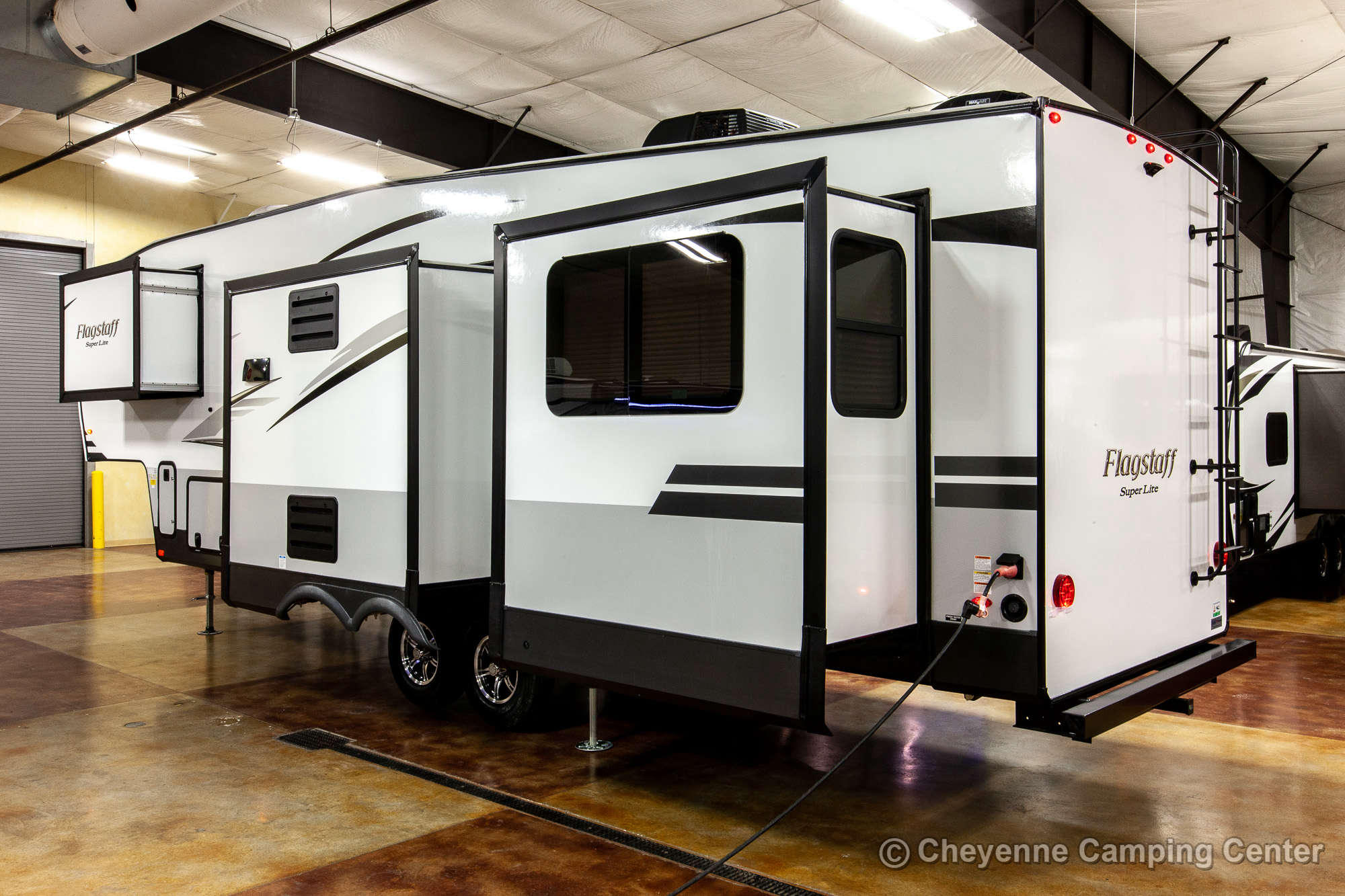 2021 Forest River Flagstaff Super Lite 529RLKS Fifth Wheel Exterior Image