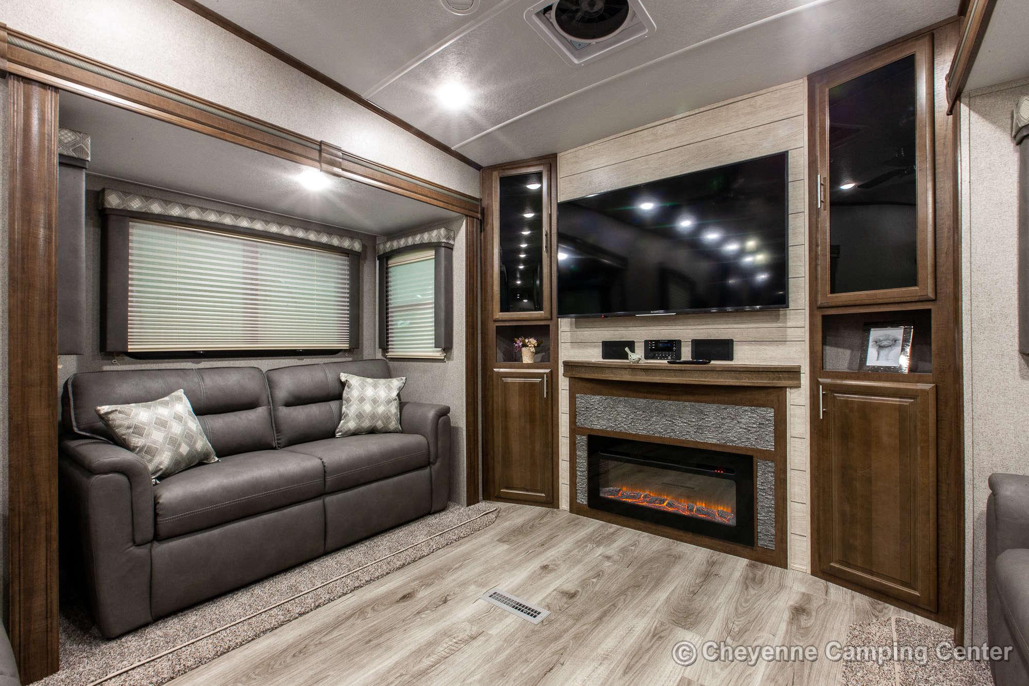 2021 Forest River Flagstaff Super Lite 529RLKS Fifth Wheel Interior Image