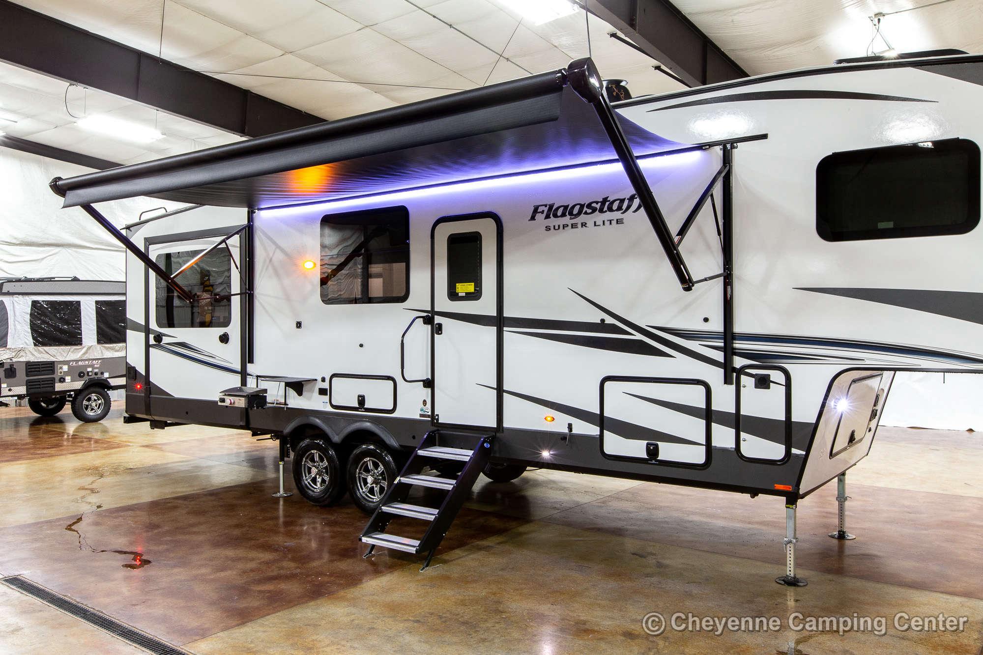 2021 Forest River Flagstaff Super Lite 529RLKS Fifth Wheel Exterior Image