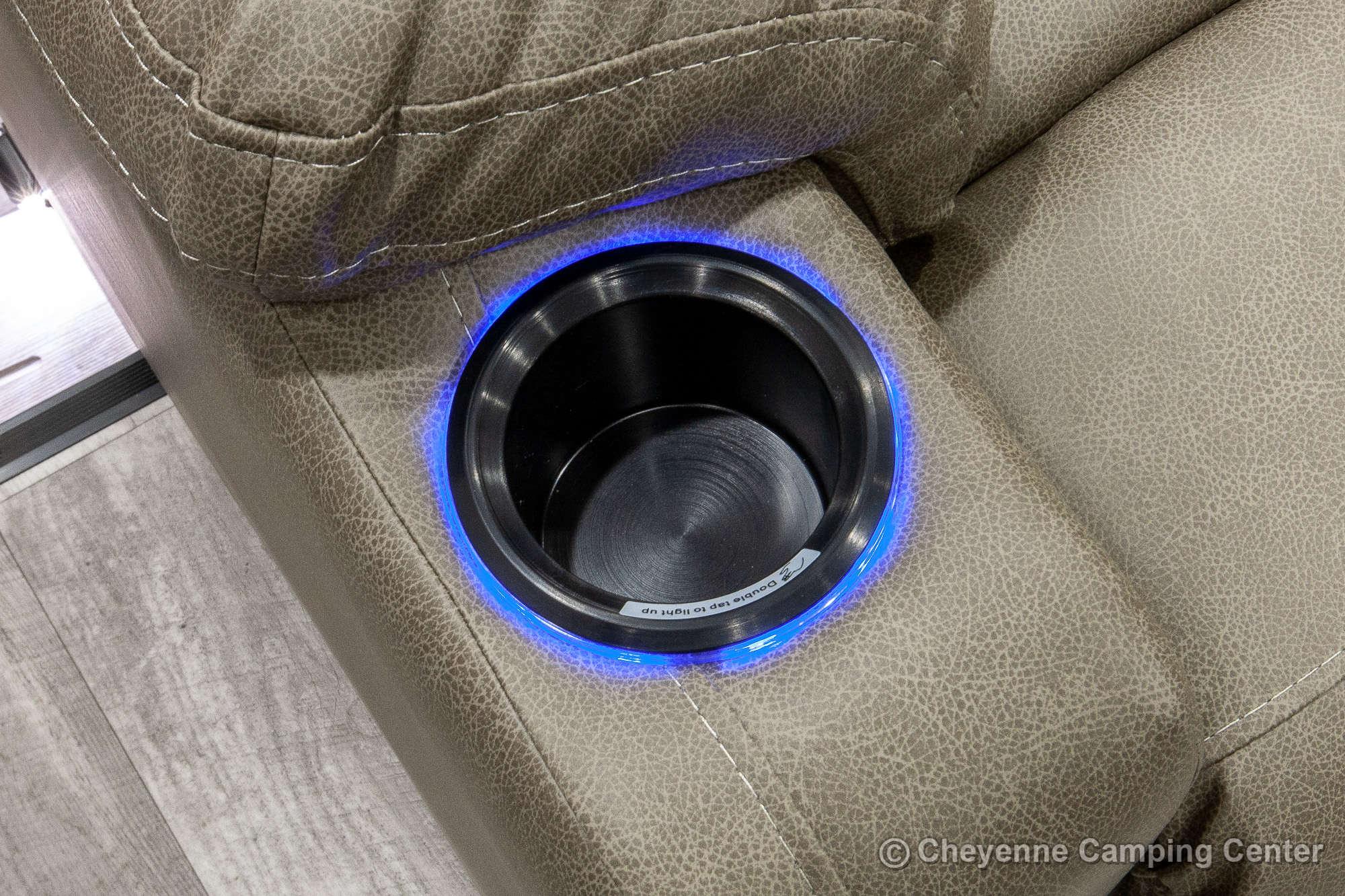 2021 Forest River Sierra 379FLOK Fifth Wheel Interior Image