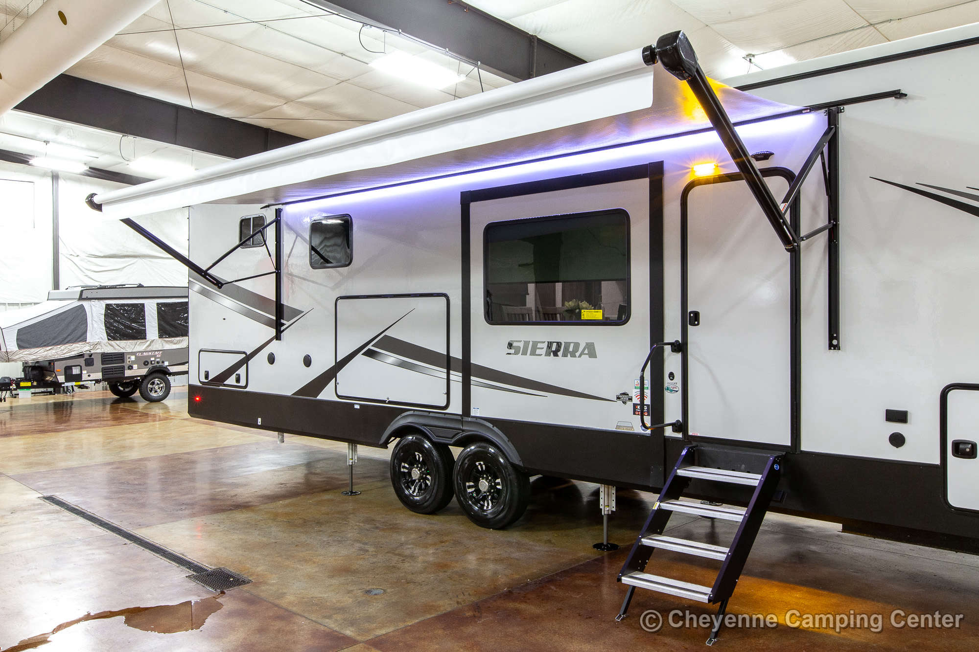 2021 Forest River Sierra 391FLRB Fifth Wheel Exterior Image