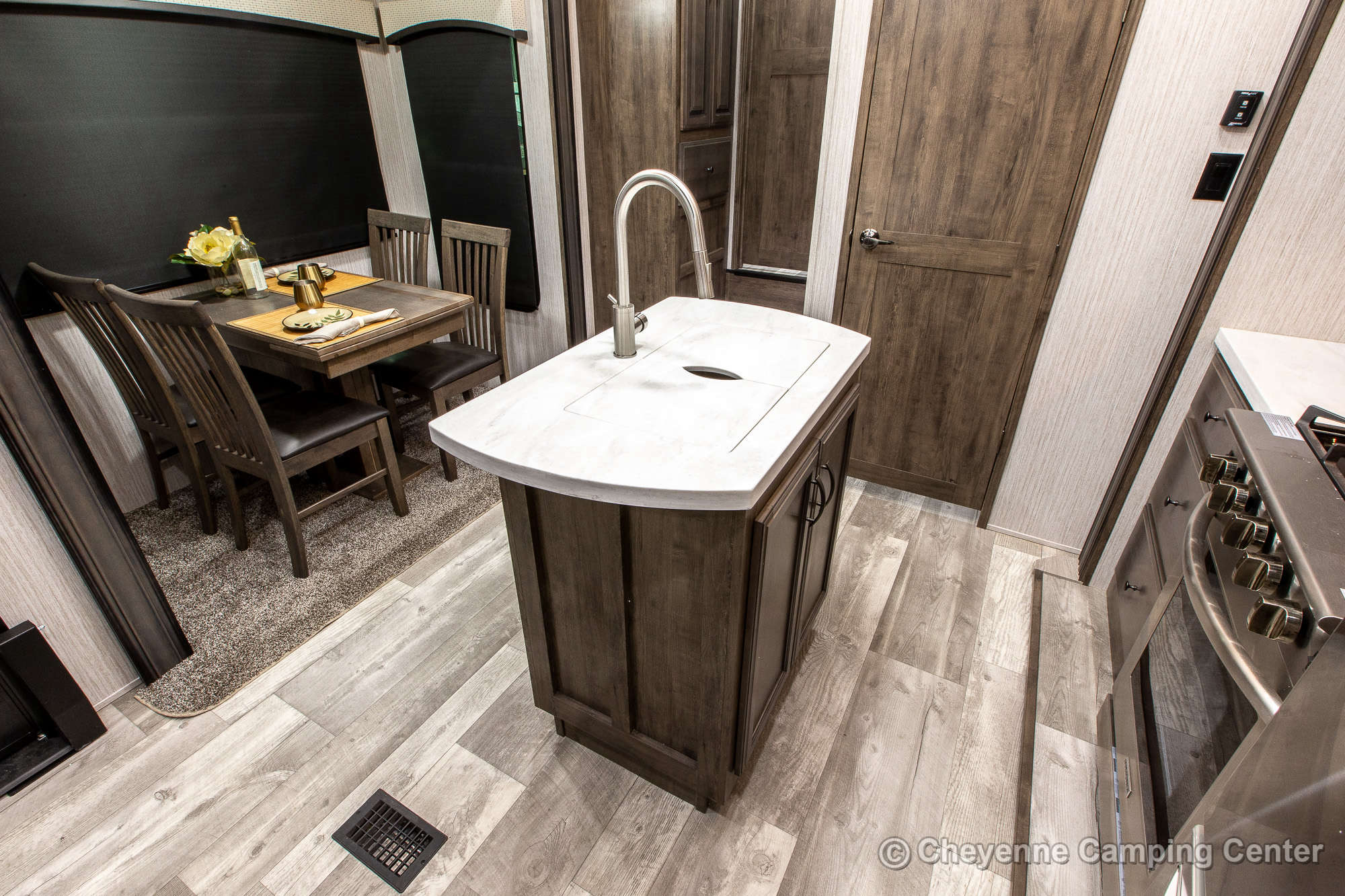 2021 Forest River Sierra 391FLRB Fifth Wheel Interior Image
