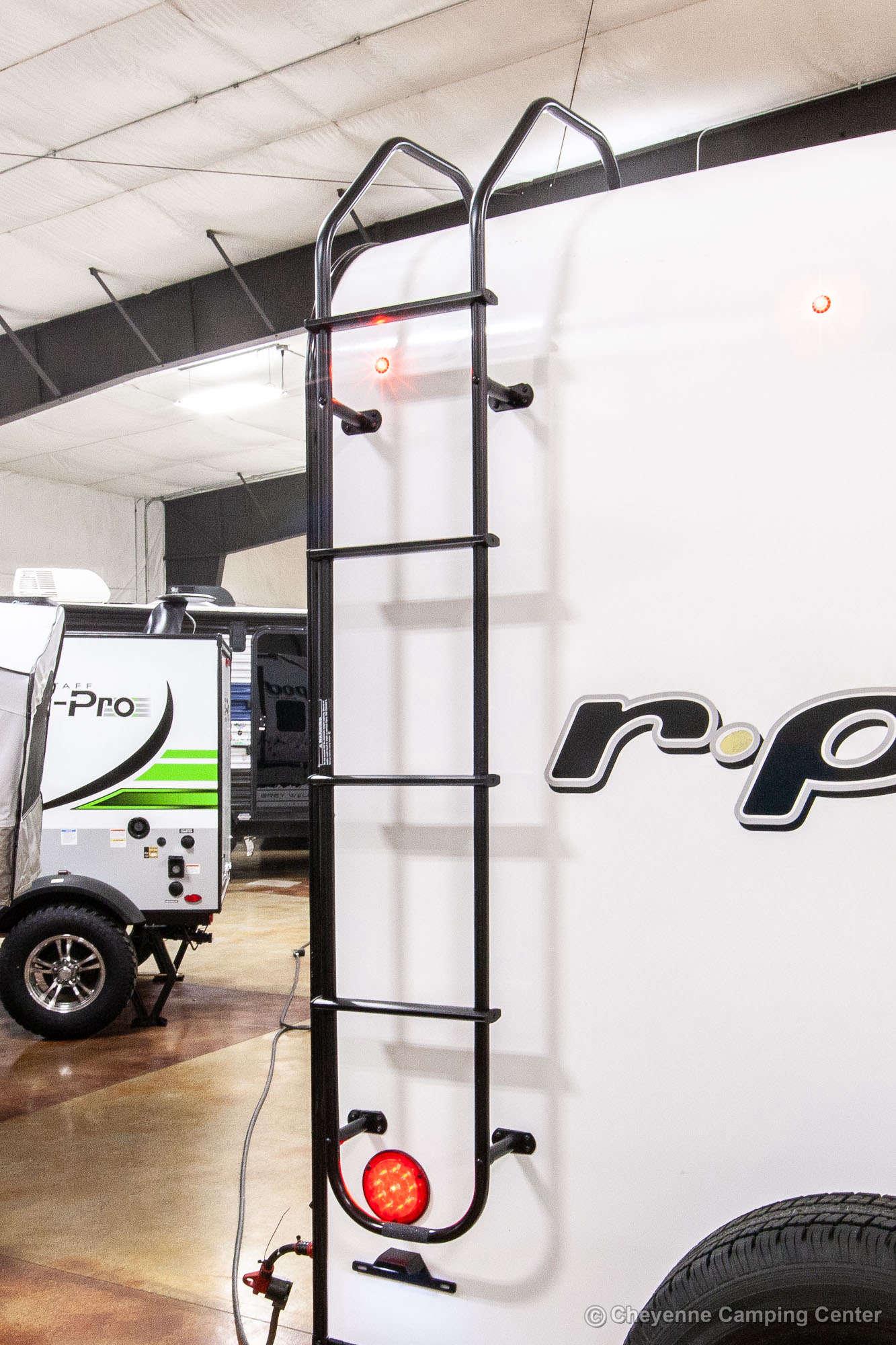 2021 Forest River R-POD RP-193 Bunkhouse Travel Trailer Exterior Image