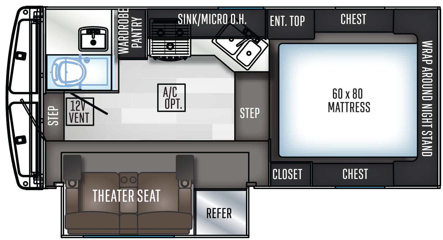 Hs 2910 Theater Seating