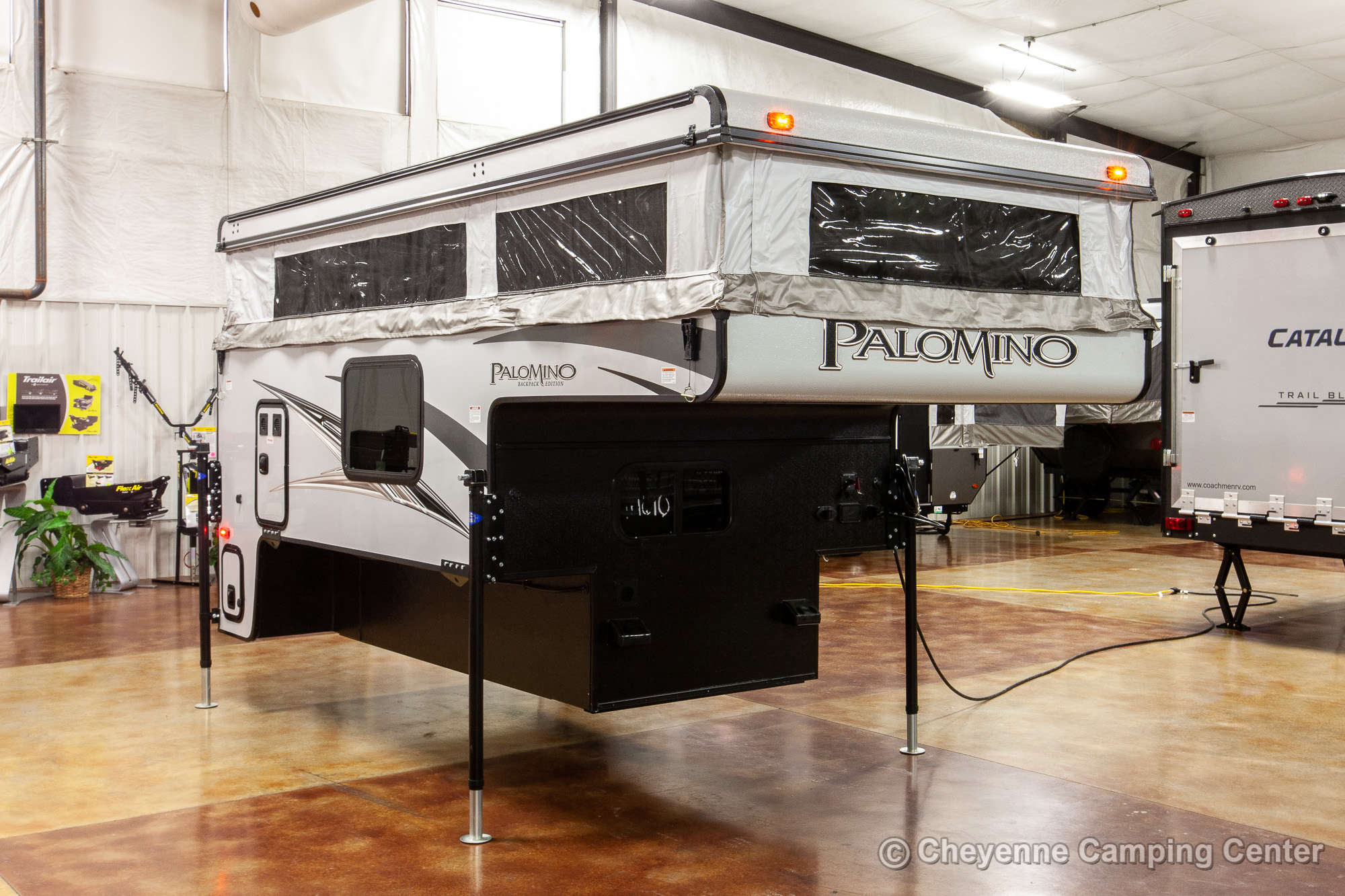 2021 Palomino BackPack SS-1500 Truck Camper