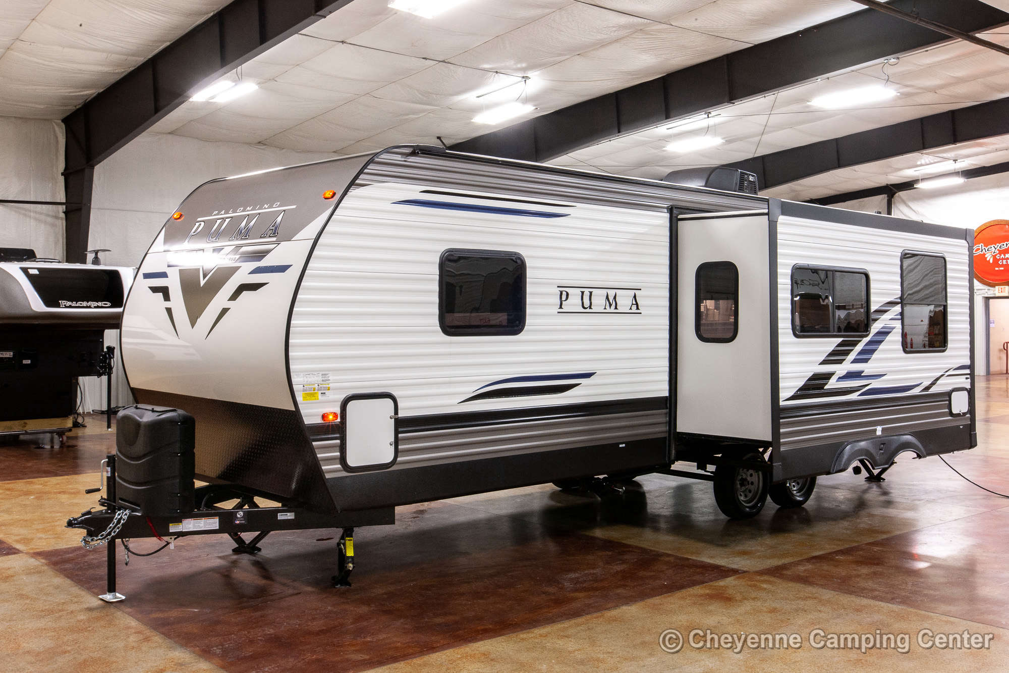 2022 Palomino Puma 25RKQB Travel Trailer Exterior Image