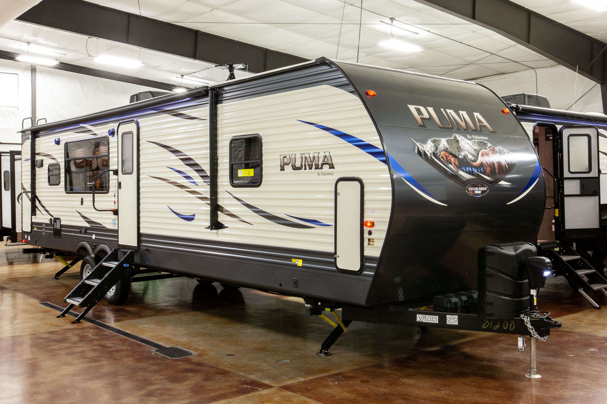 2020 Palomino Puma 32RKTS Travel Trailer