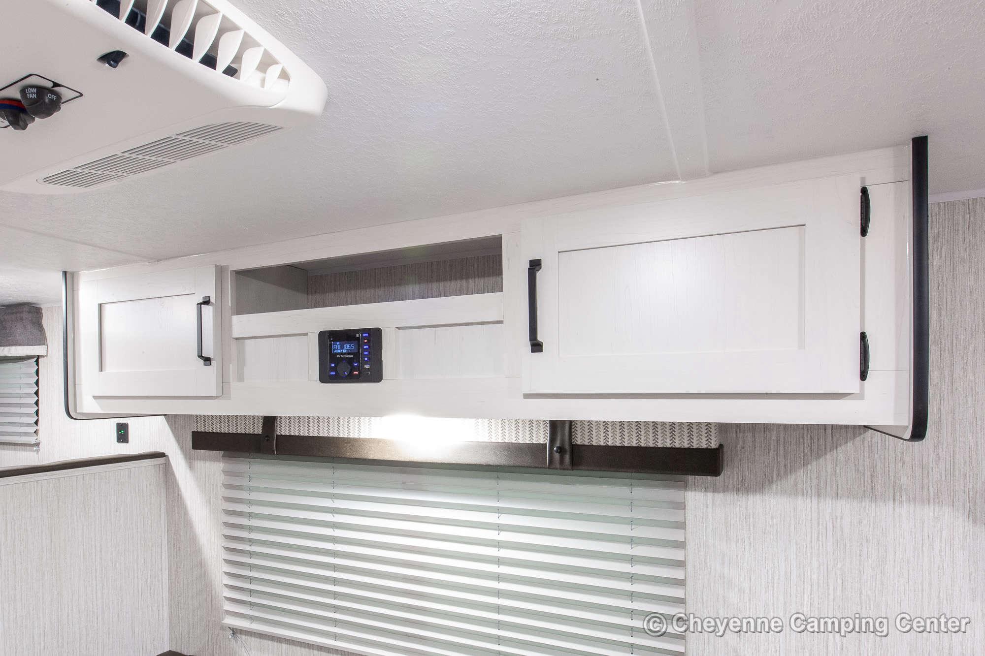 2021 Palomino Puma Ultra Lite 16BHX Bunkhouse Travel Trailer Interior Image