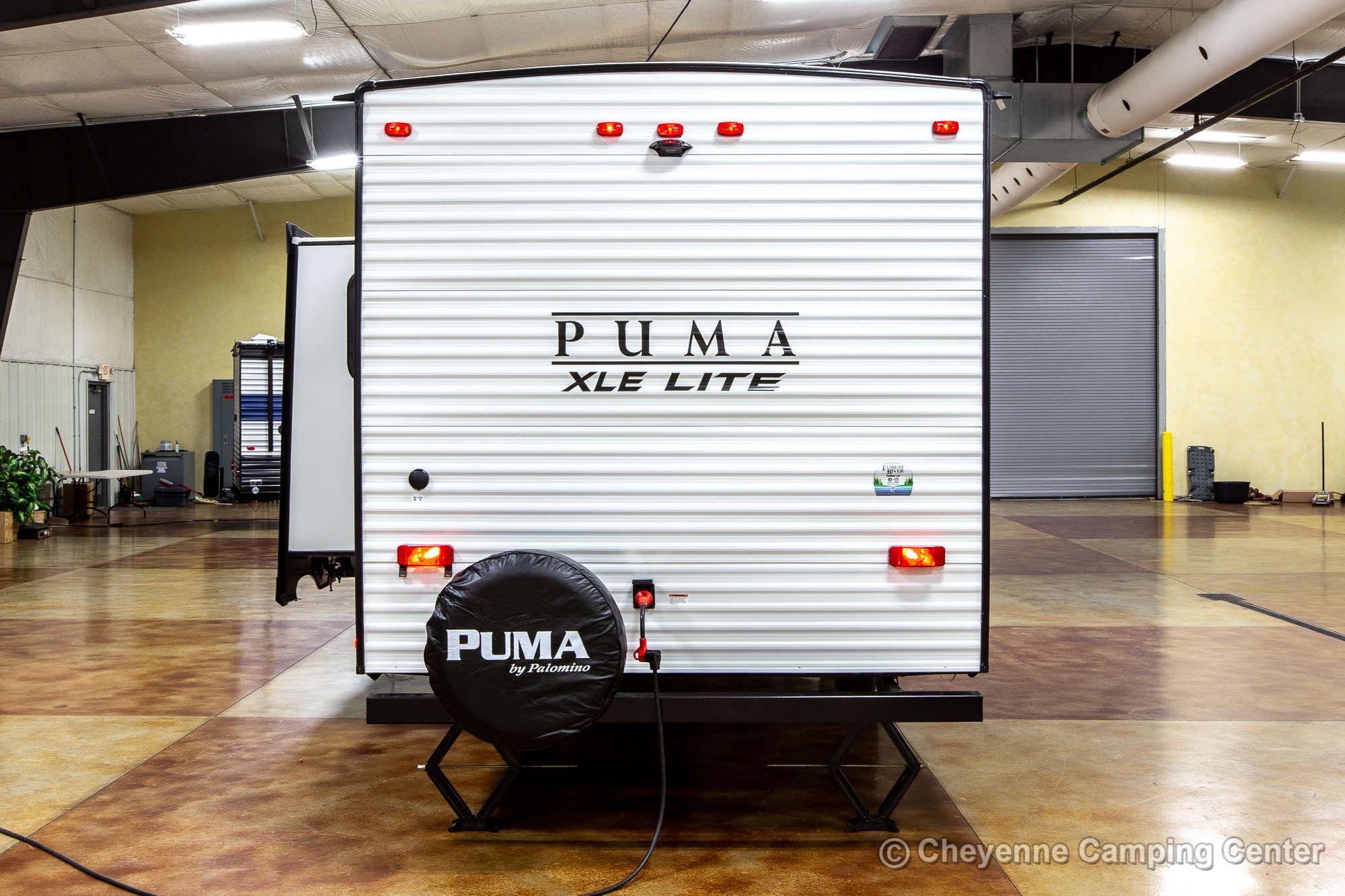 2022 Palomino Puma XLE Lite 30DBSC Bunkhouse Travel Trailer Exterior Image