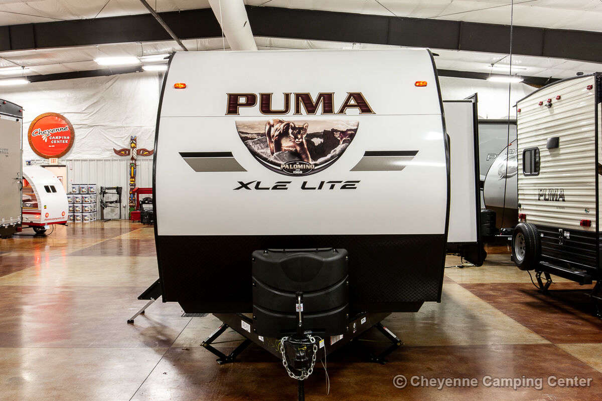 2020 Palomino Puma XLE Lite 31BHSC Bunkhouse Travel Trailer Exterior Image