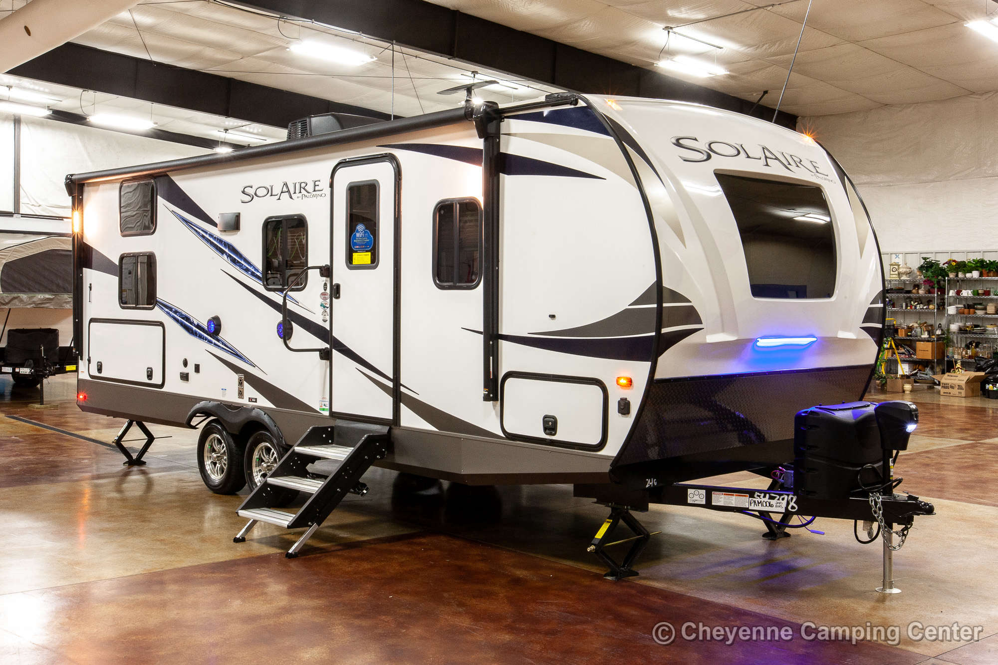 2021 Palomino SolAire Ultra Lite 240BHS Bunkhouse Travel Trailer