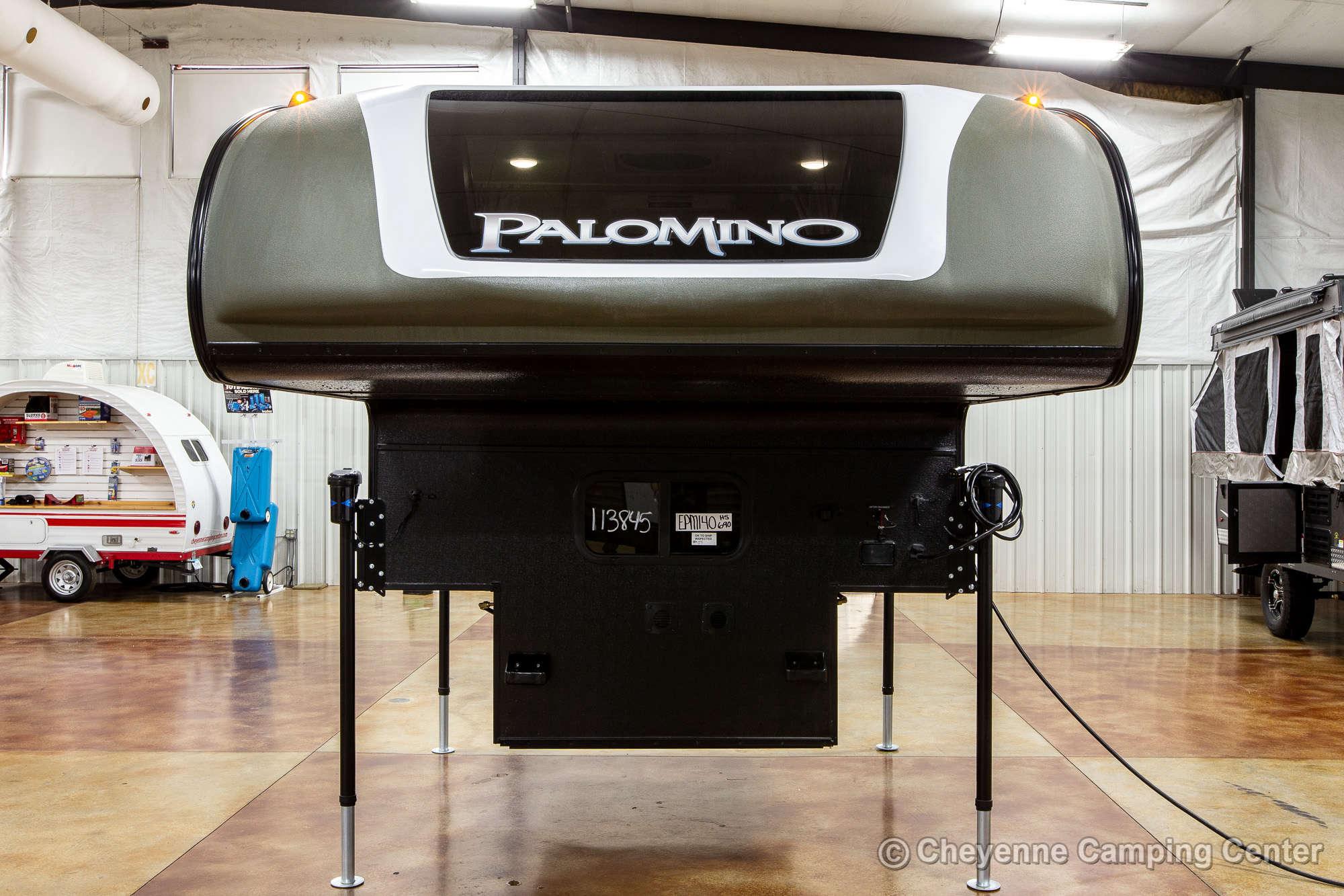 2021 Palomino BackPack HS-690 Truck Camper Exterior Image