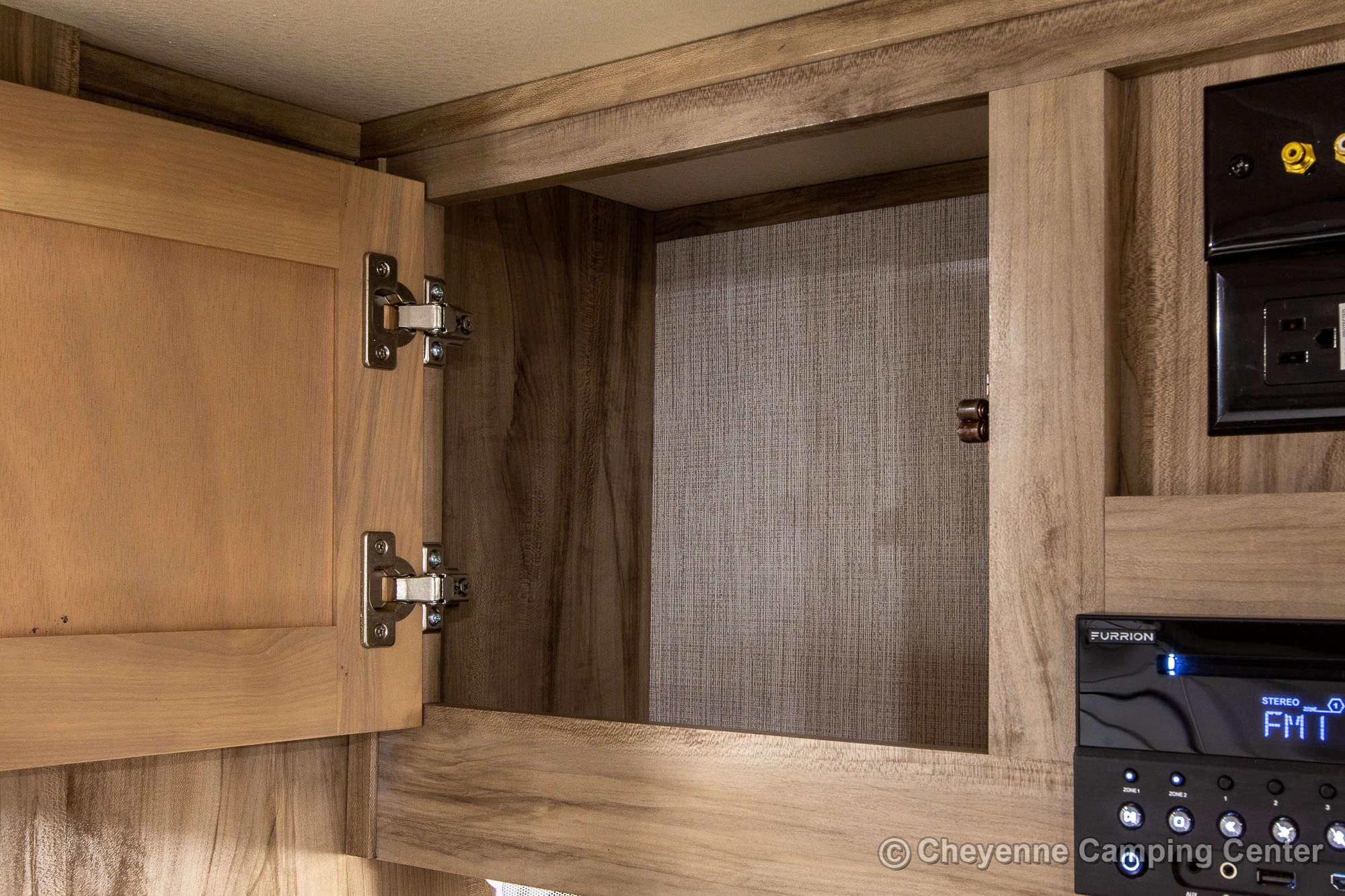 2021 Palomino BackPack HS-690 Truck Camper Interior Image