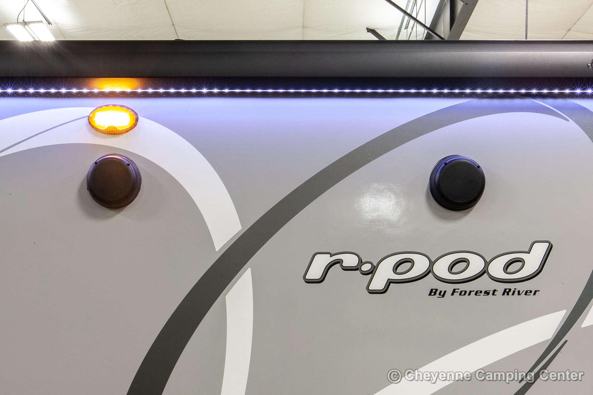 2019 Forest River R-POD RP-191 Travel Trailer Exterior Image