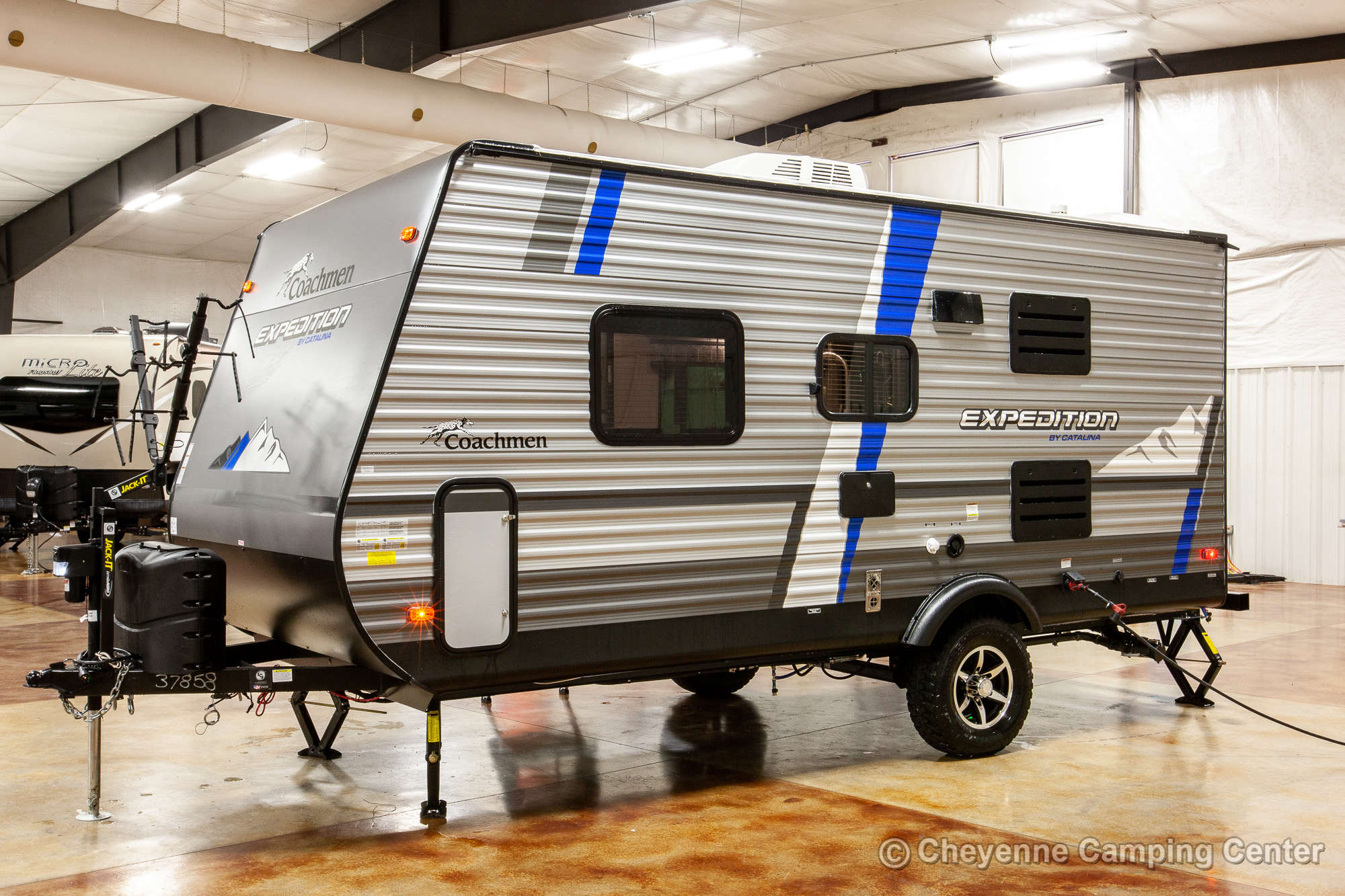 2021 Coachmen  Catalina Expedition 192RB Travel Trailer Exterior Image