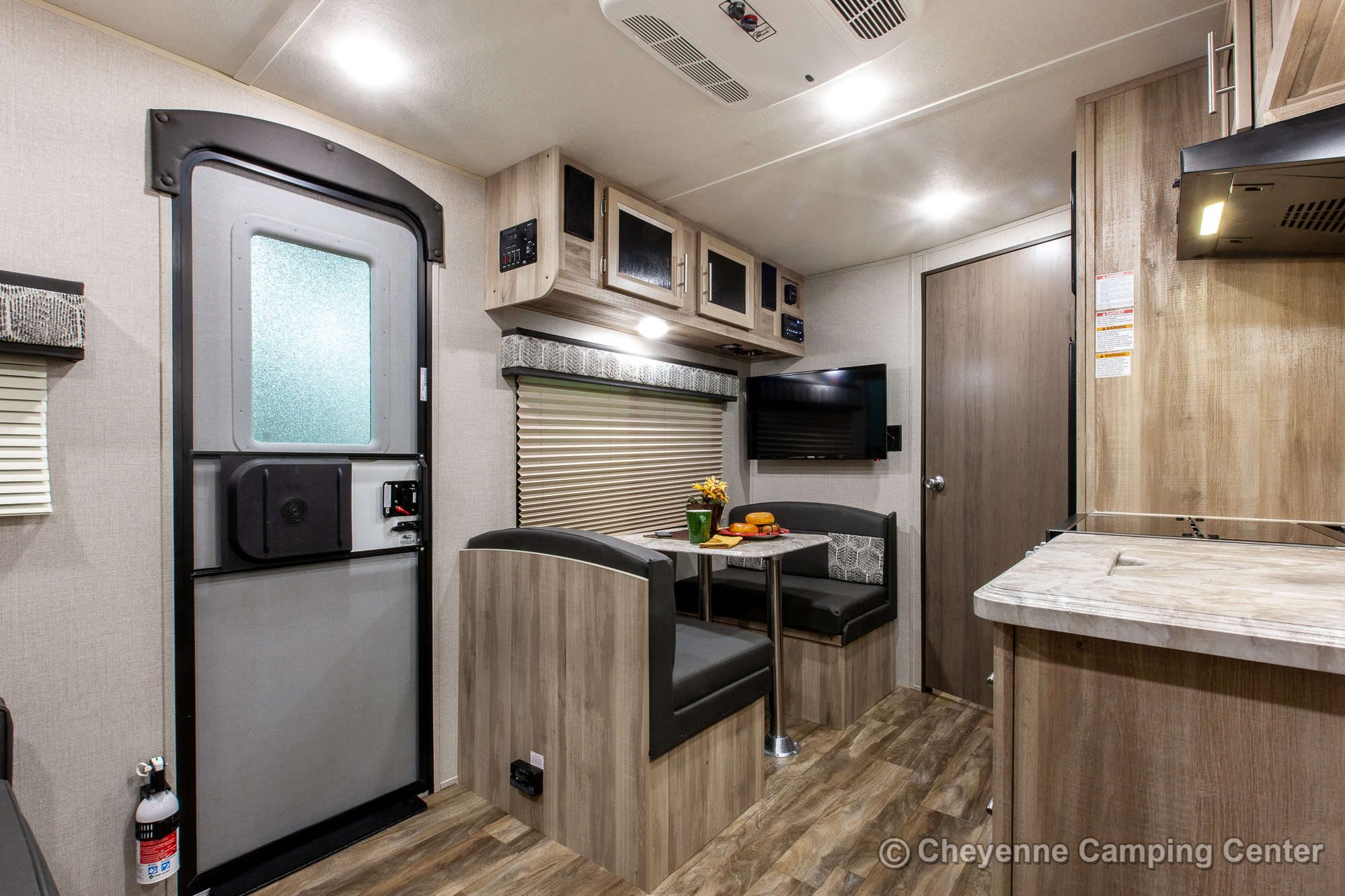 2021 Coachmen  Catalina Expedition 192RB Travel Trailer Interior Image