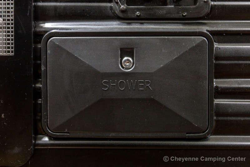 2020 Forest River Cherokee 294RR Toy Hauler Travel Trailer Exterior Image