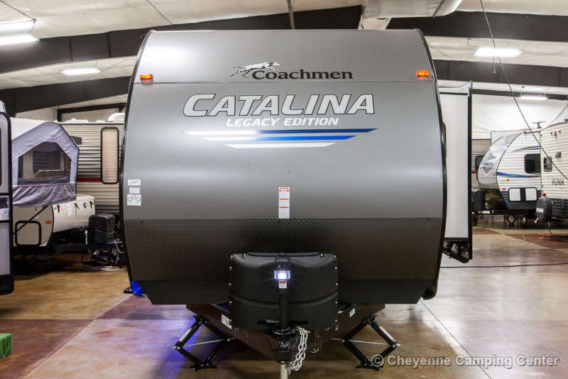 2021 Coachmen Catalina Legacy Edition 293QBCK Bunkhouse Travel Trailer Exterior Image