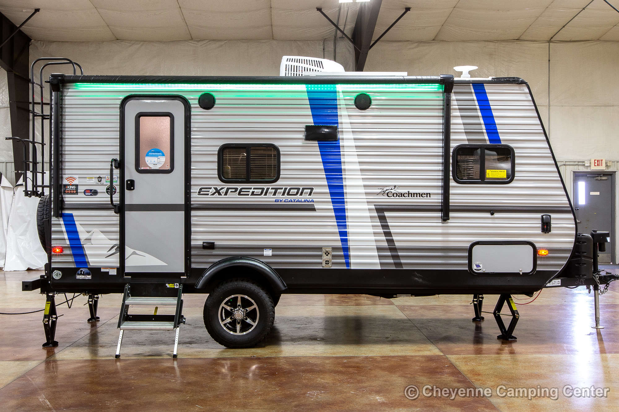 2022 Coachmen  Catalina Expedition 192FQS Travel Trailer Exterior Image