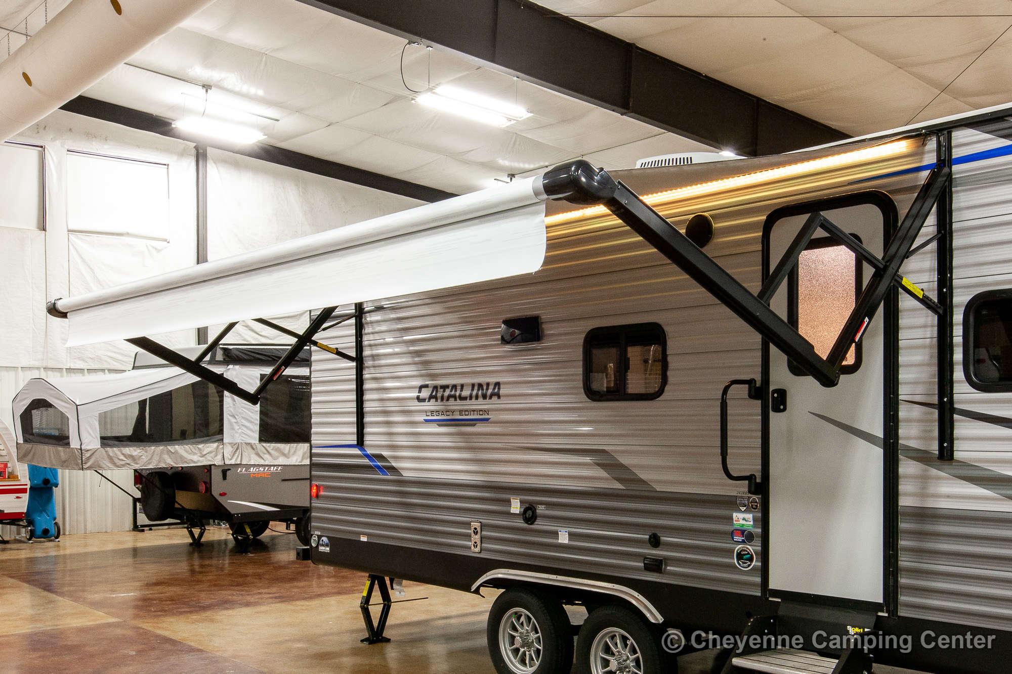 2021 Coachmen Catalina Legacy Edition 243RBS Travel Trailer Exterior Image