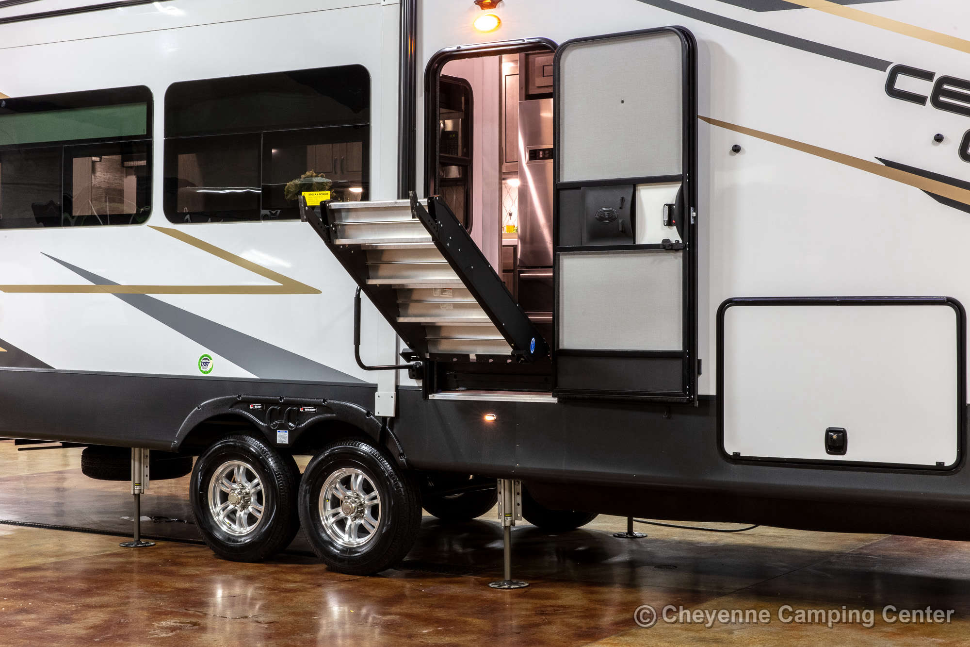 2021 Forest River Cedar Creek 311RL Fifth Wheel Exterior Image