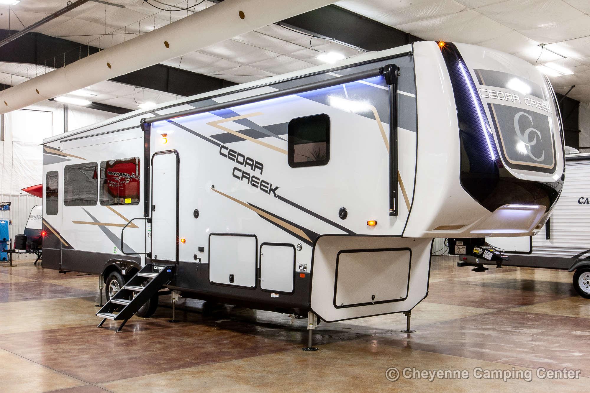 2022 Forest River Cedar Creek 311RL Fifth Wheel