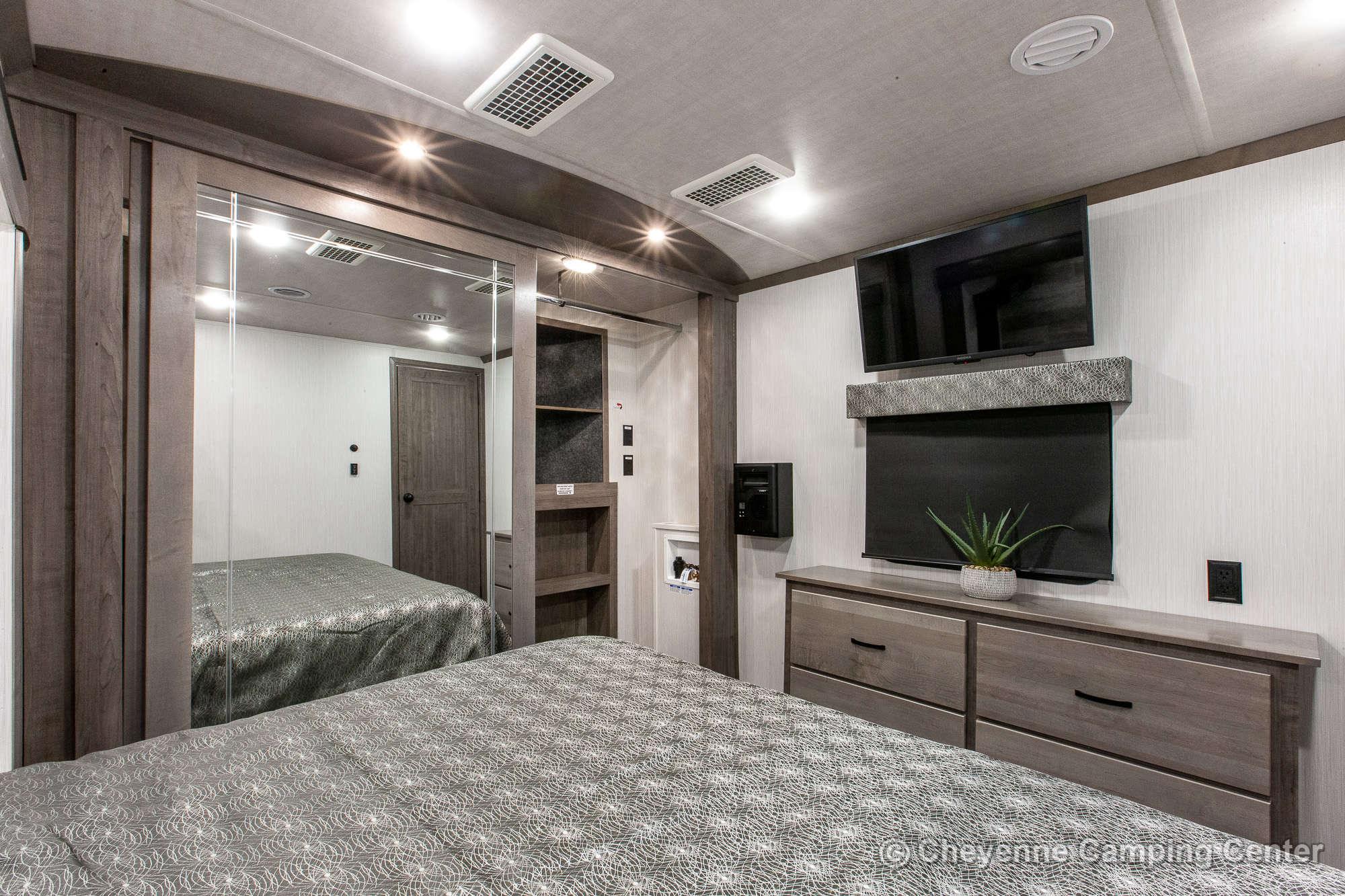 2022 Forest River Cedar Creek 311RL Fifth Wheel Interior Image