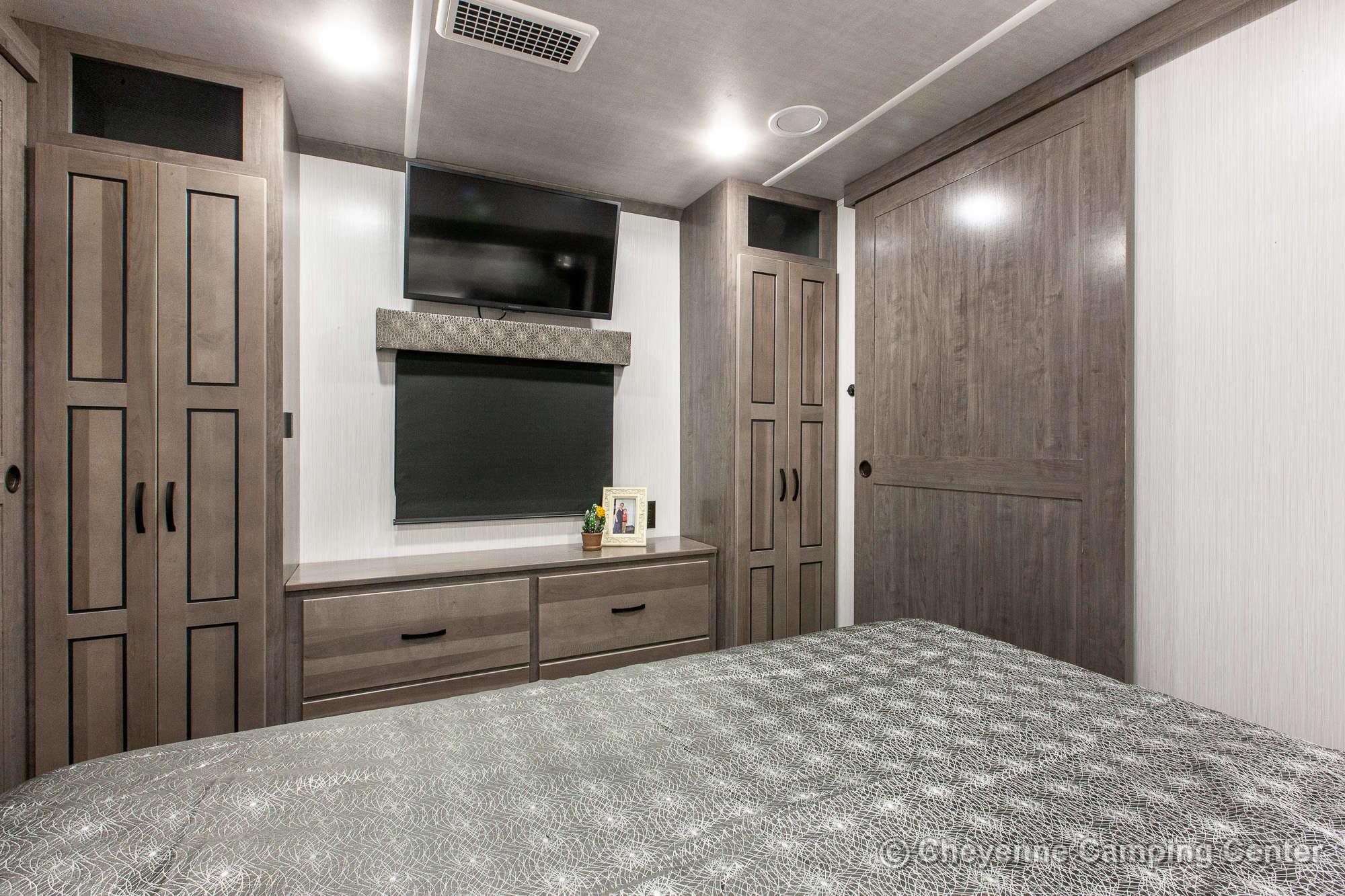 2021 Forest River Cedar Creek 371FL Fifth Wheel Interior Image