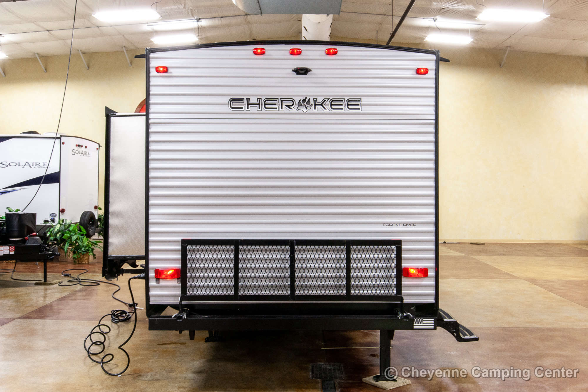 2021 Forest River Cherokee 274BRB Bunkhouse Travel Trailer Exterior Image