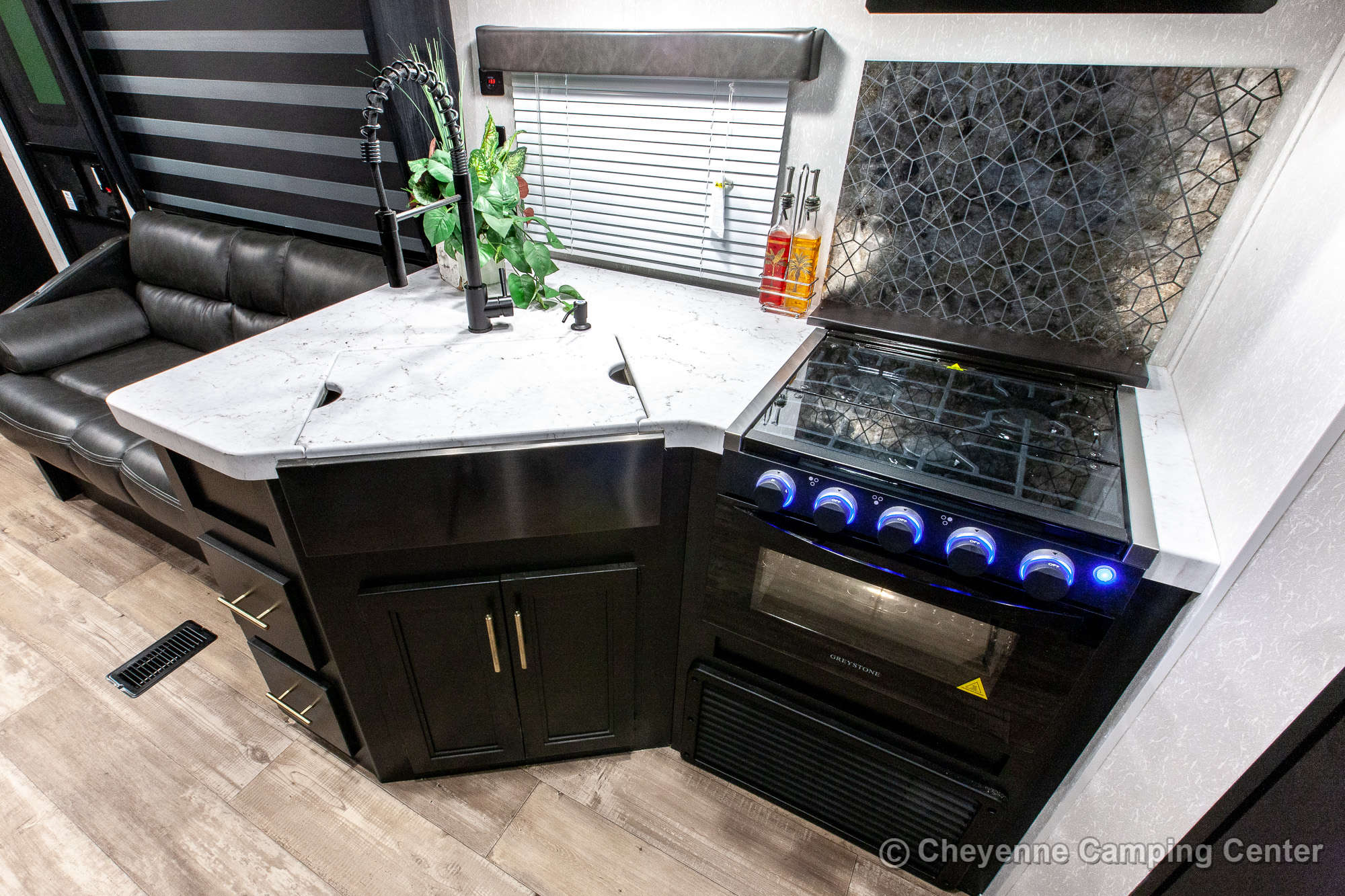 2021 Forest River Cherokee 274BRB Bunkhouse Travel Trailer Interior Image