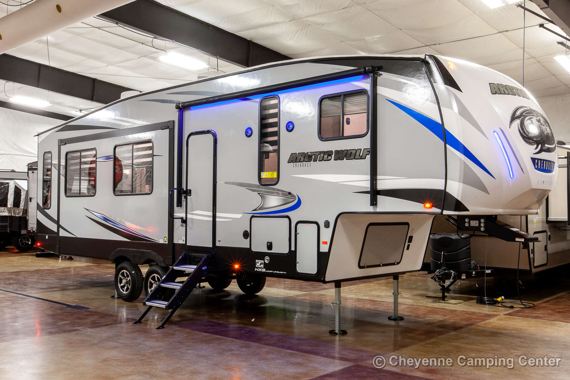 2020 Forest River Cherokee Arctic Wolf 291RL Fifth Wheel Exterior Image